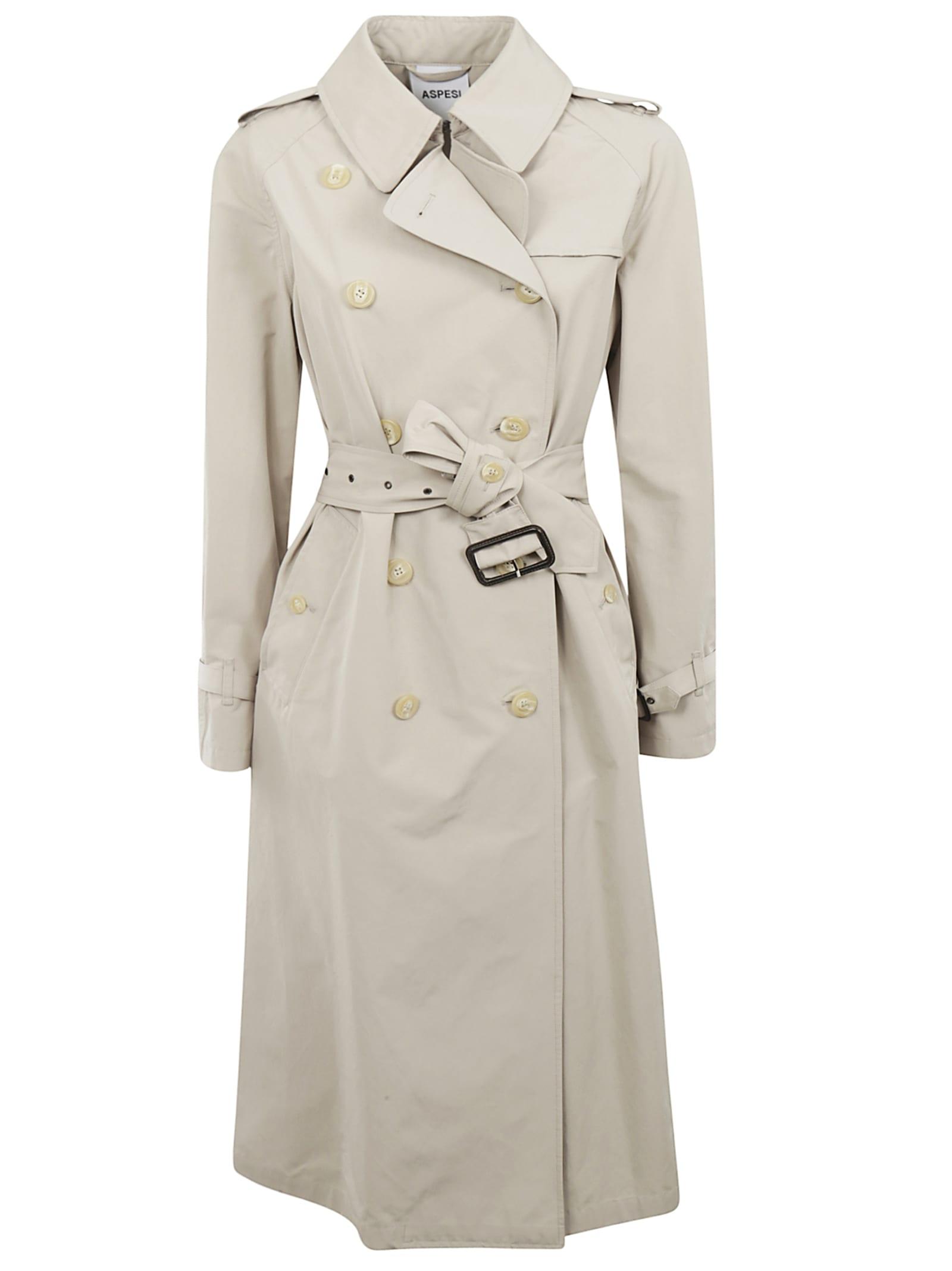 Photo of  Aspesi Classic Trench- shop Aspesi jackets online sales