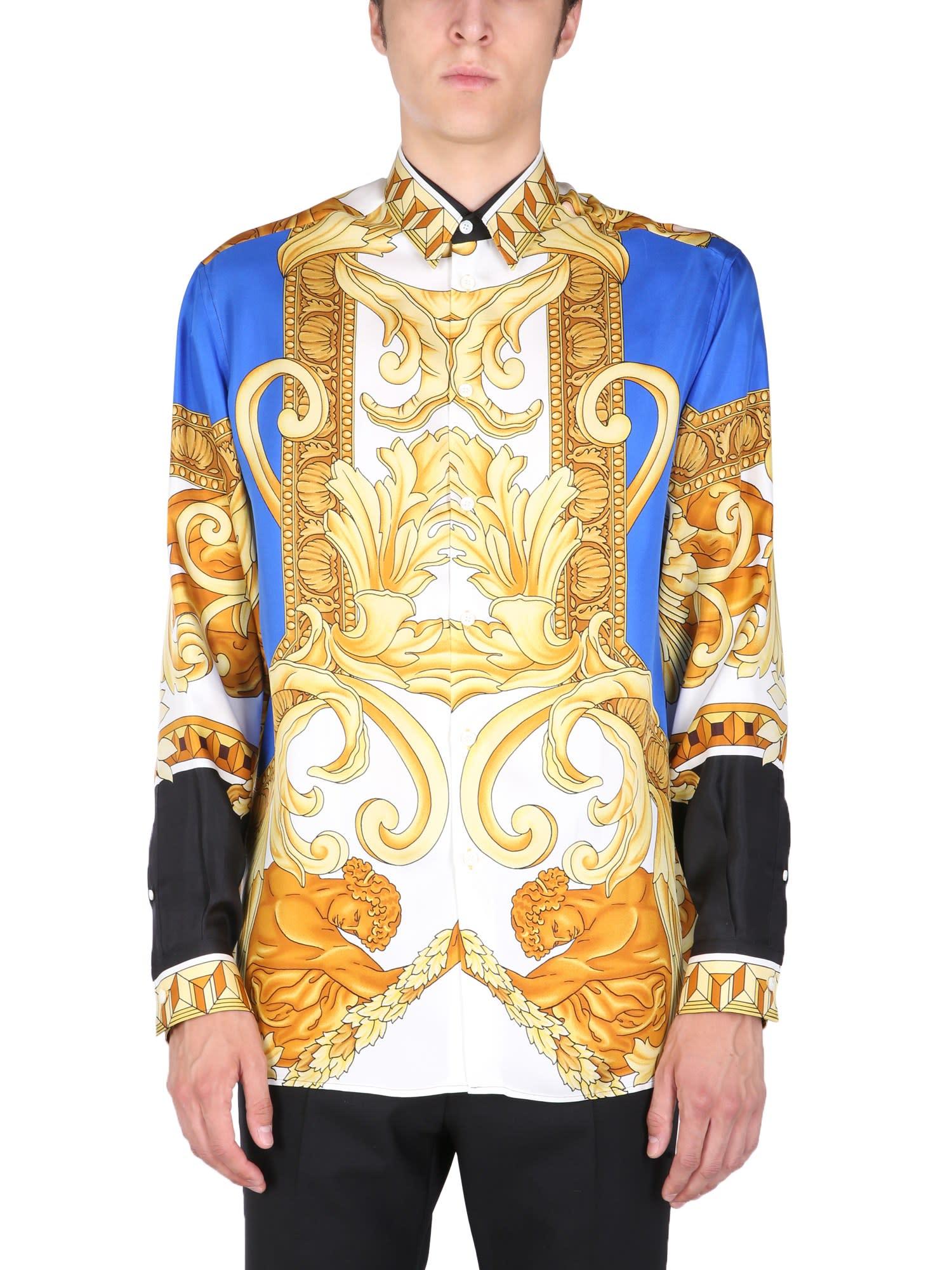 Versace Printed Shirt