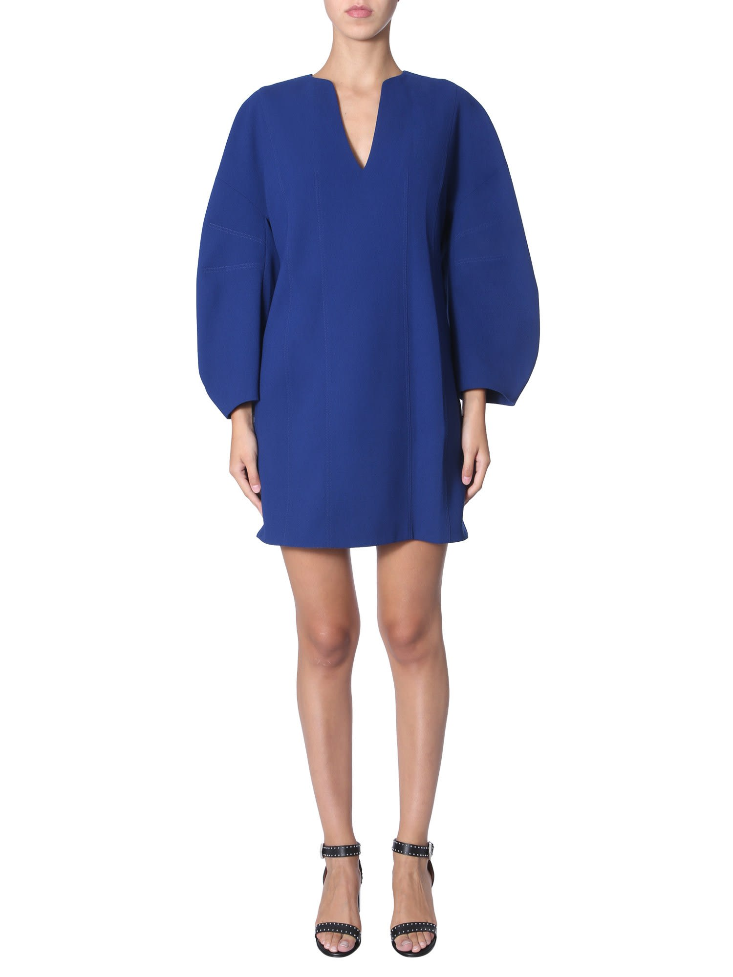 Givenchy Puffed Sleeves Dress