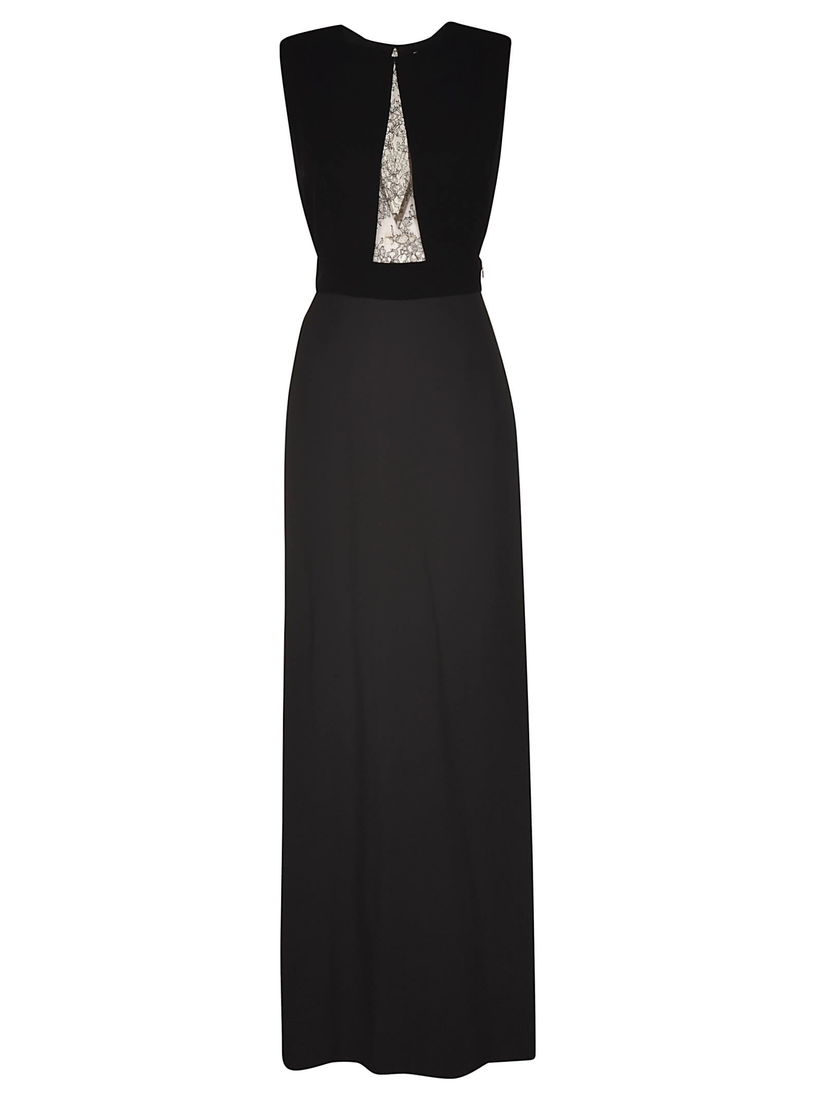 Givenchy Lace Evening Dress