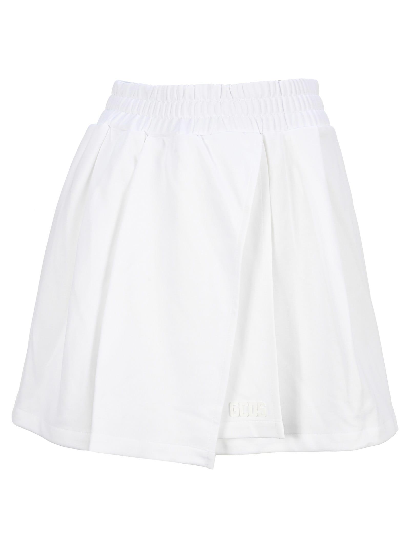 Gcds Mini skirts GCDS TRI SKIRT