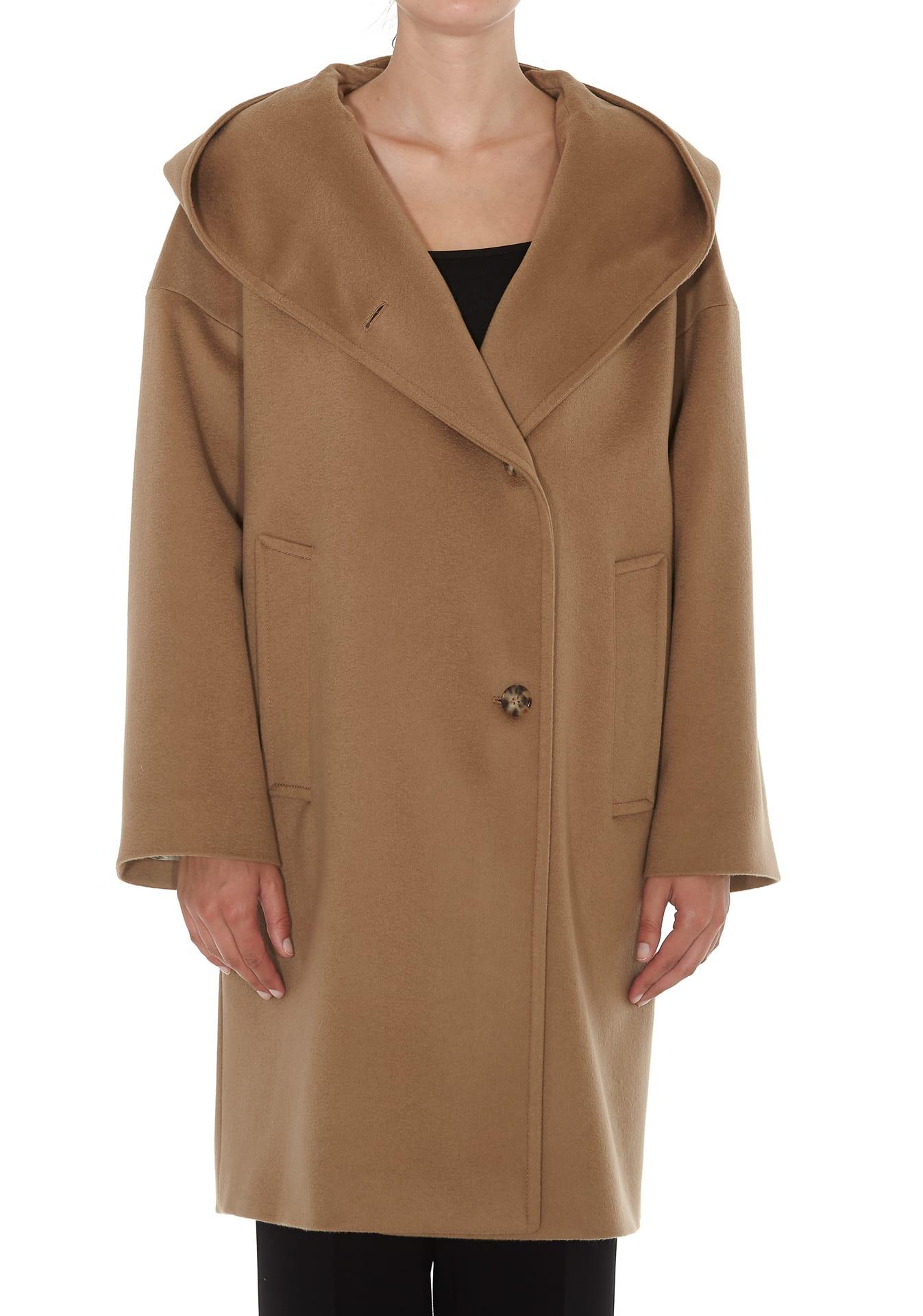 Alberto Biani Woolen Coat