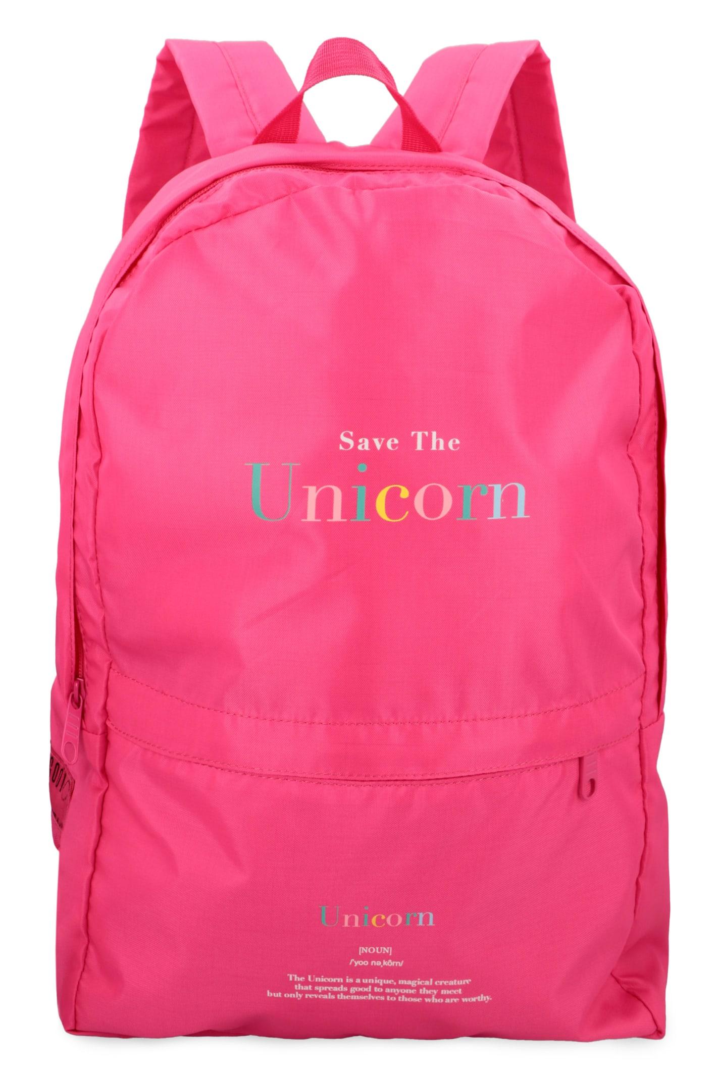 IRENEISGOOD Technical Fabric Backpack