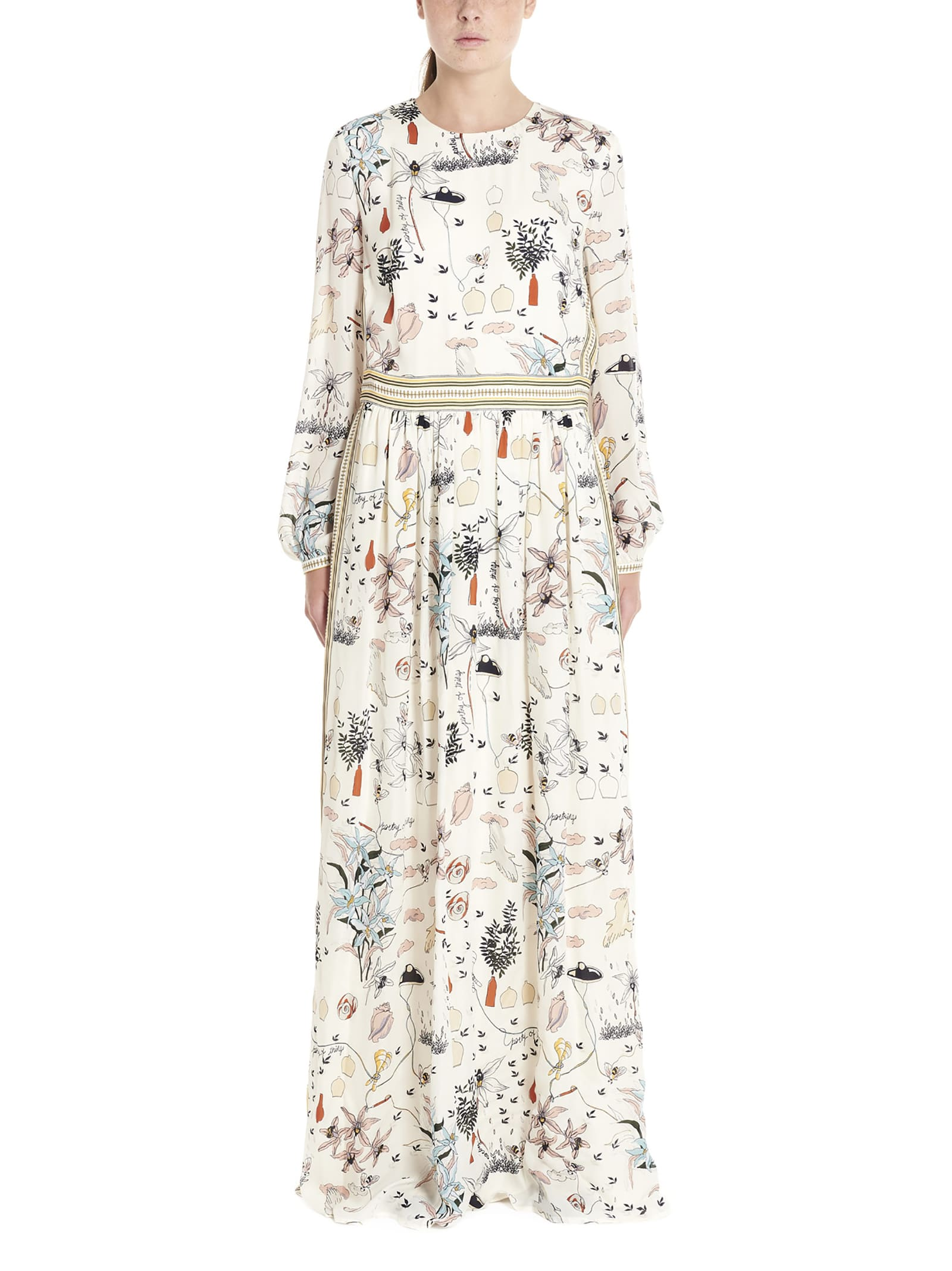 Tory Burch poetry Of Thing Dress