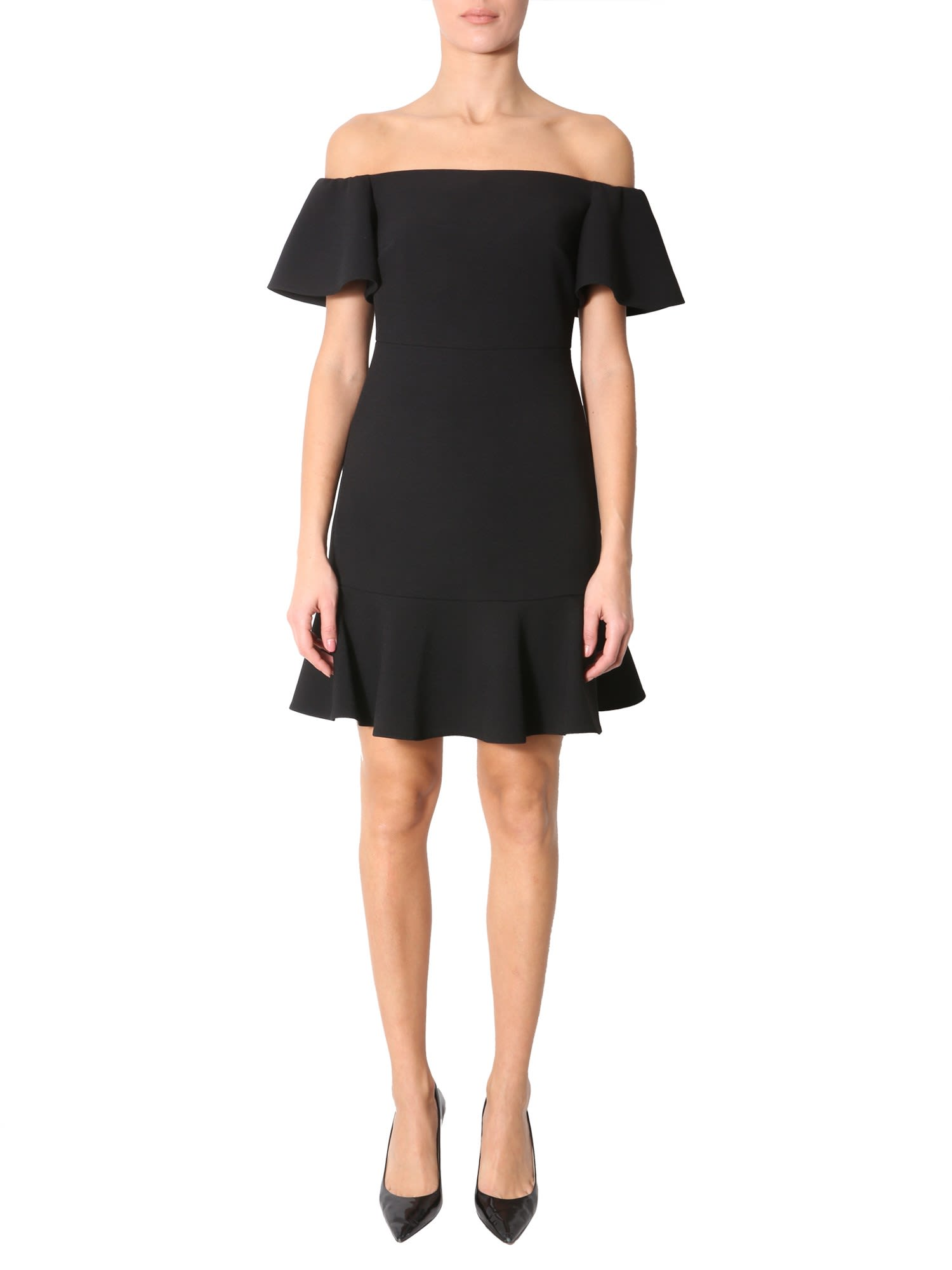 MICHAEL Michael Kors Dress With Ruches