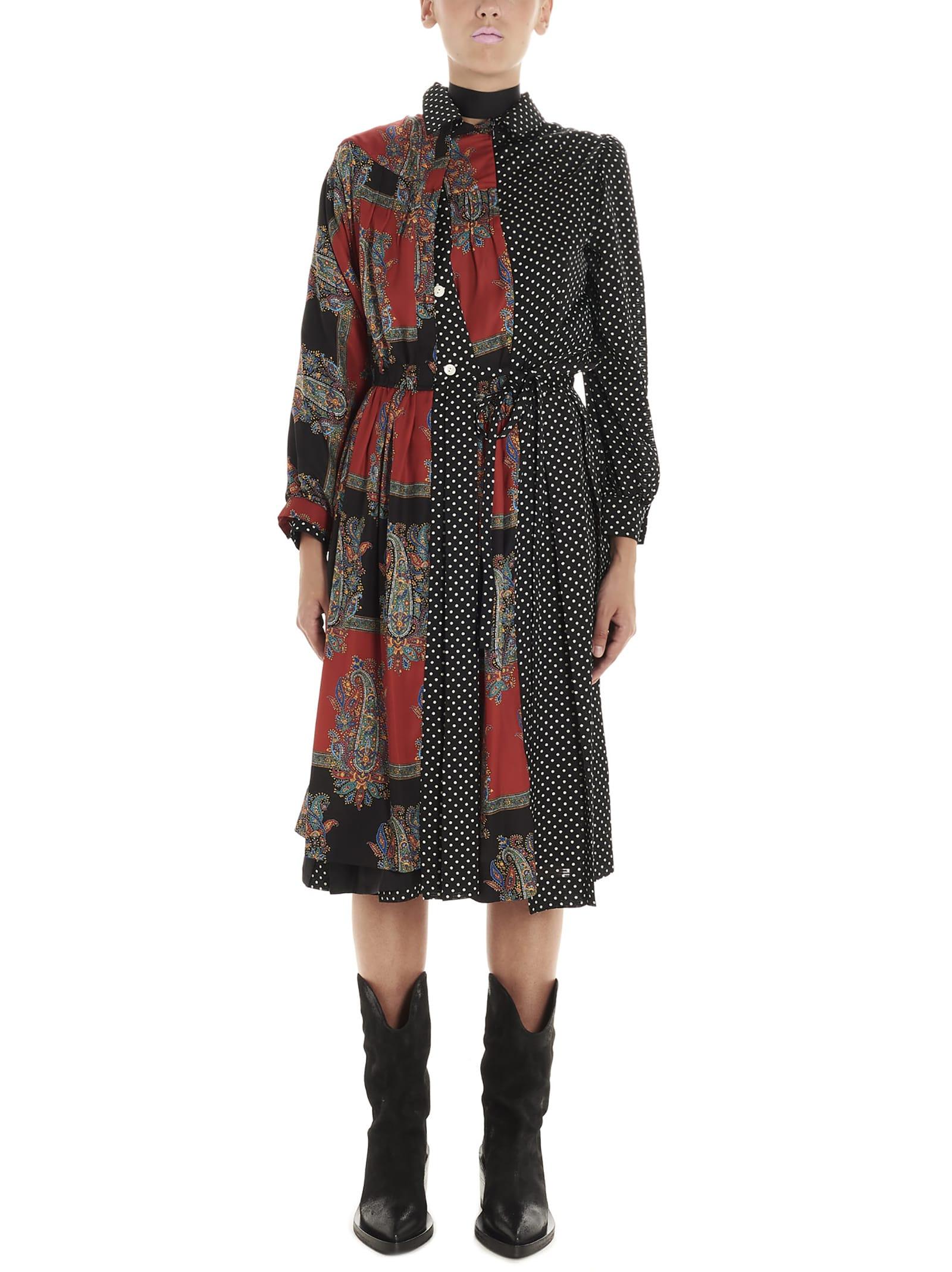 Buy Junya Watanabe Dress online, shop Junya Watanabe with free shipping