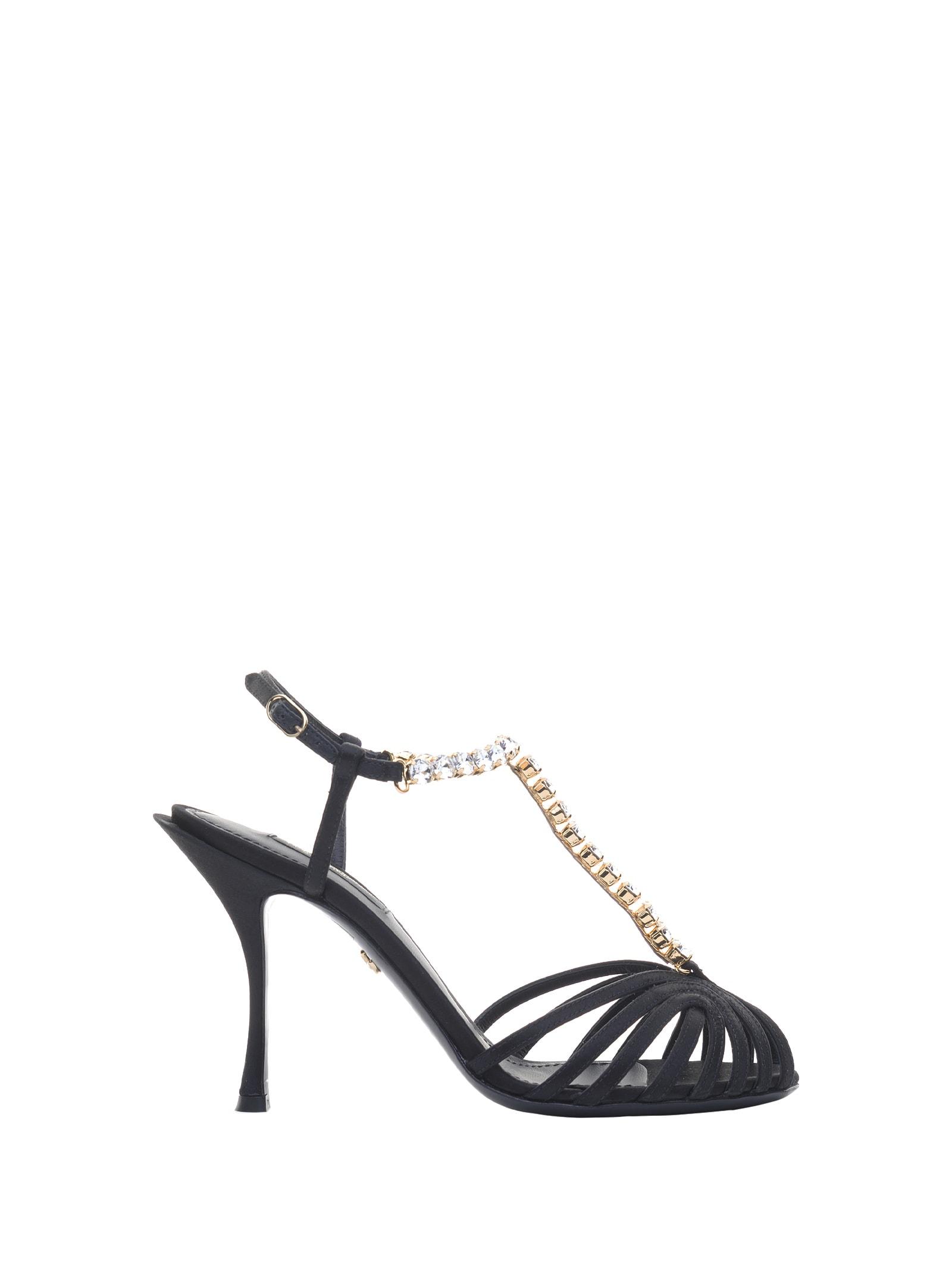 Dolce & Gabbana Dolce & Gabbana Keira T-strap Sandals