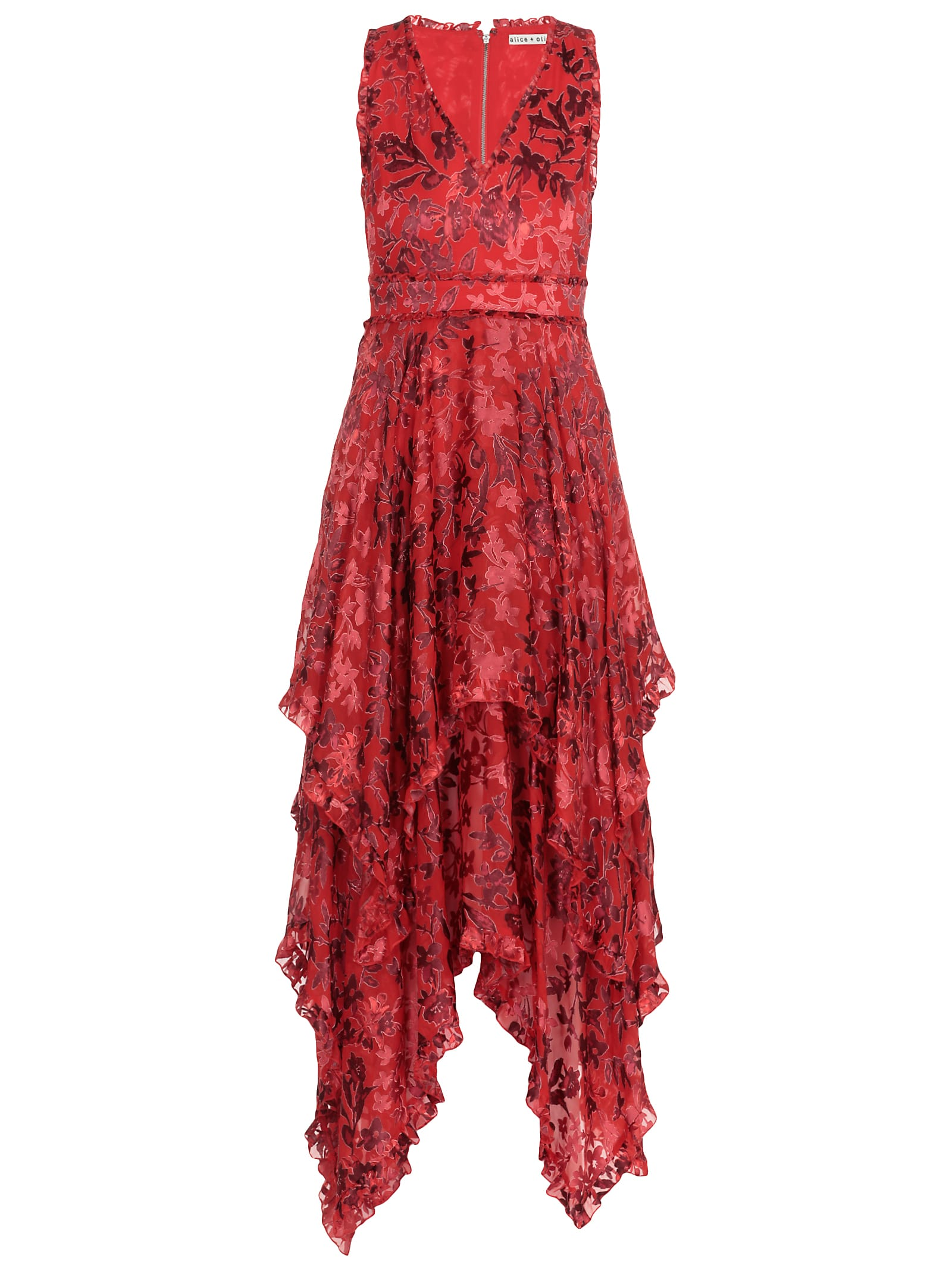 Buy Alice + Olivia Maxi Dress online, shop Alice + Olivia with free shipping
