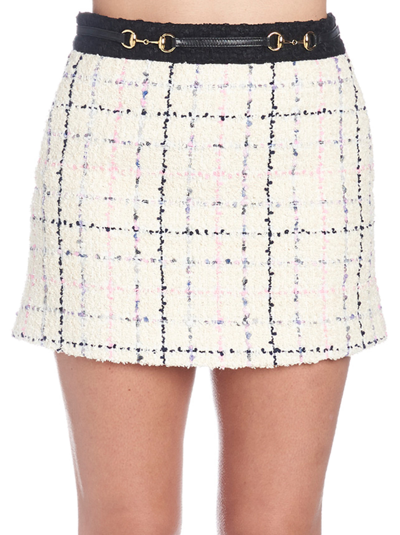 62e13ac4 Gucci 'romantic Tweed' Skirt