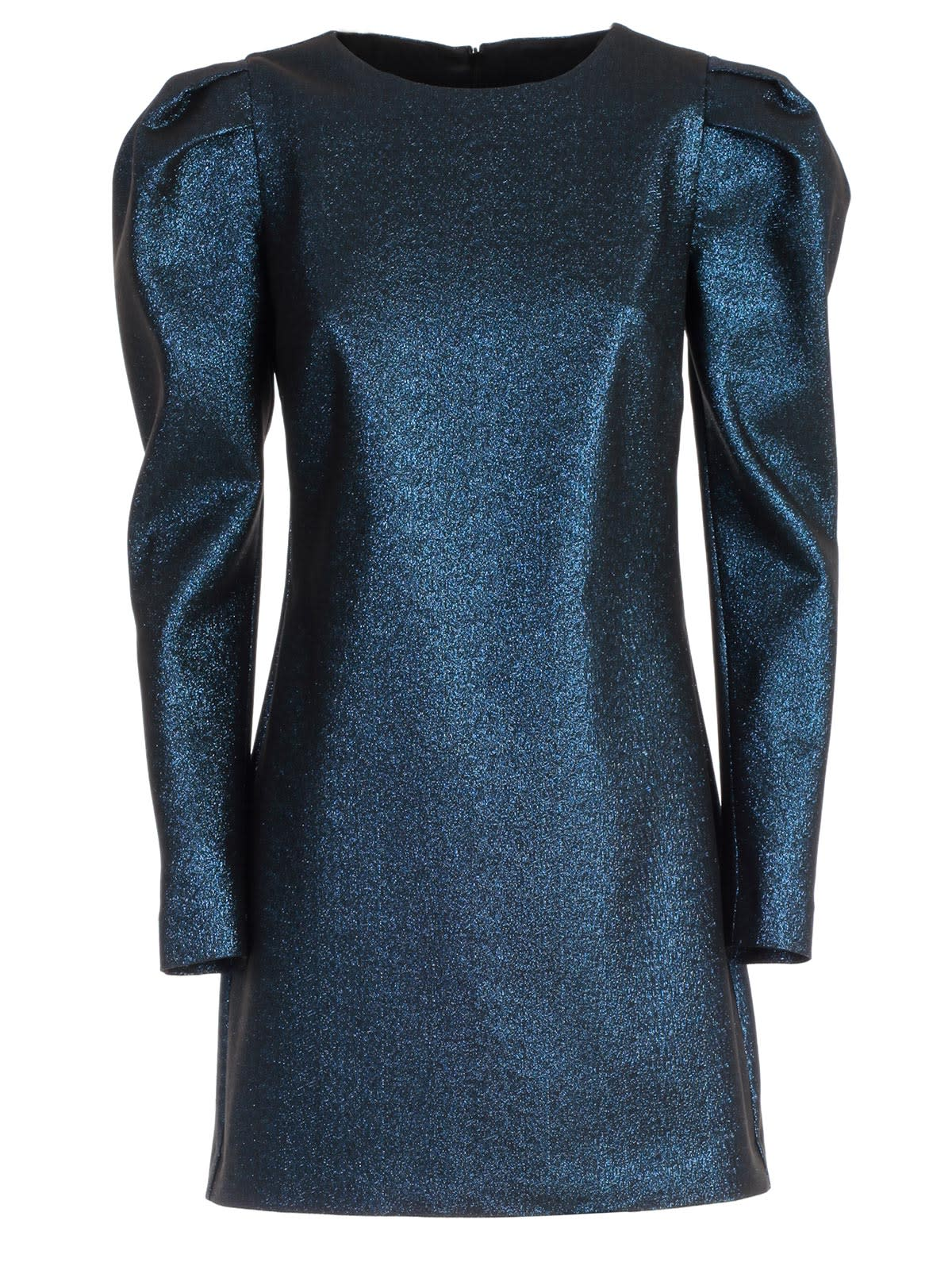 Buy Parosh Dress L/s Lurex online, shop Parosh with free shipping