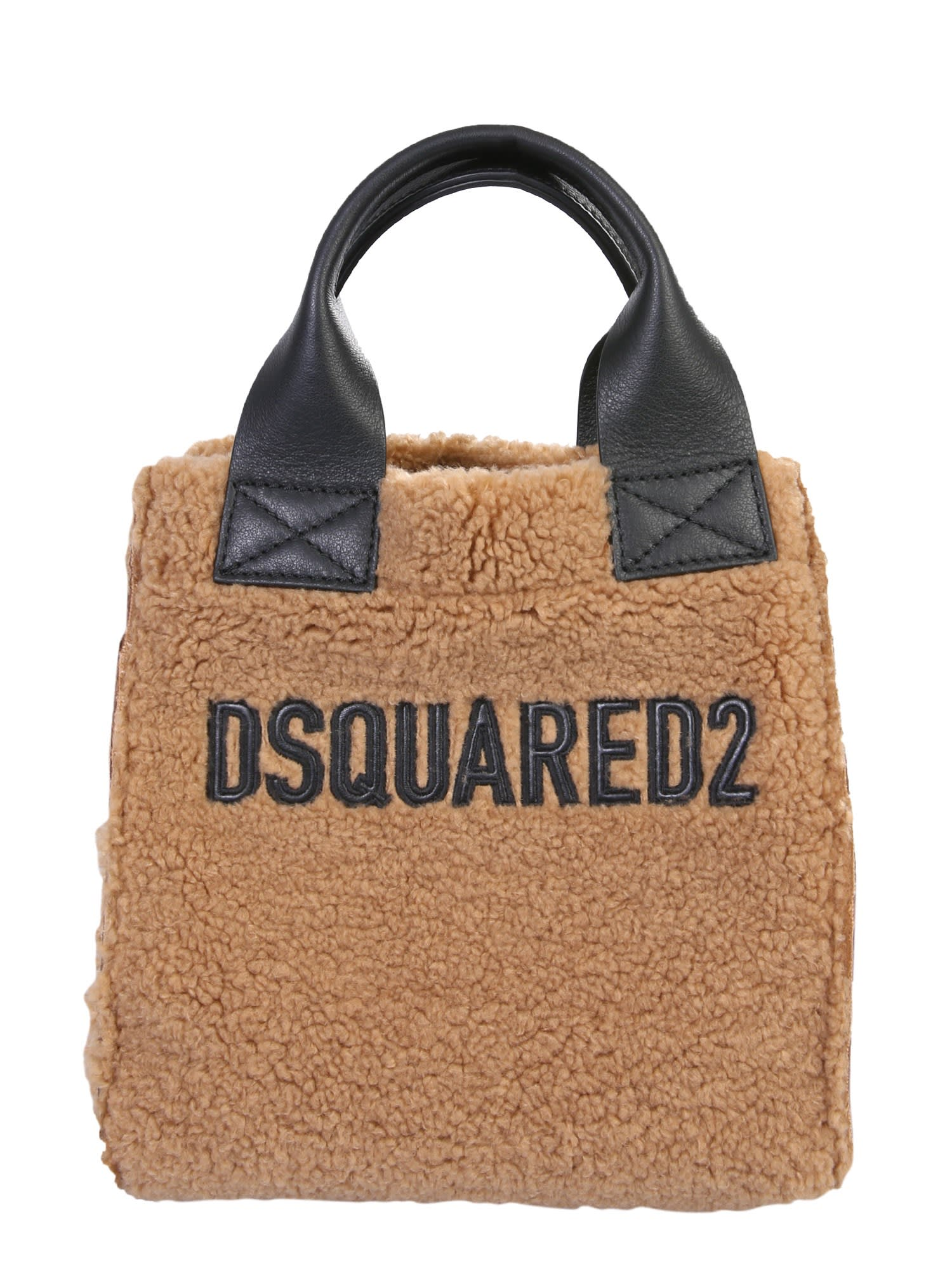 Dsquared2 SHOPPING BAG WITH LOGO