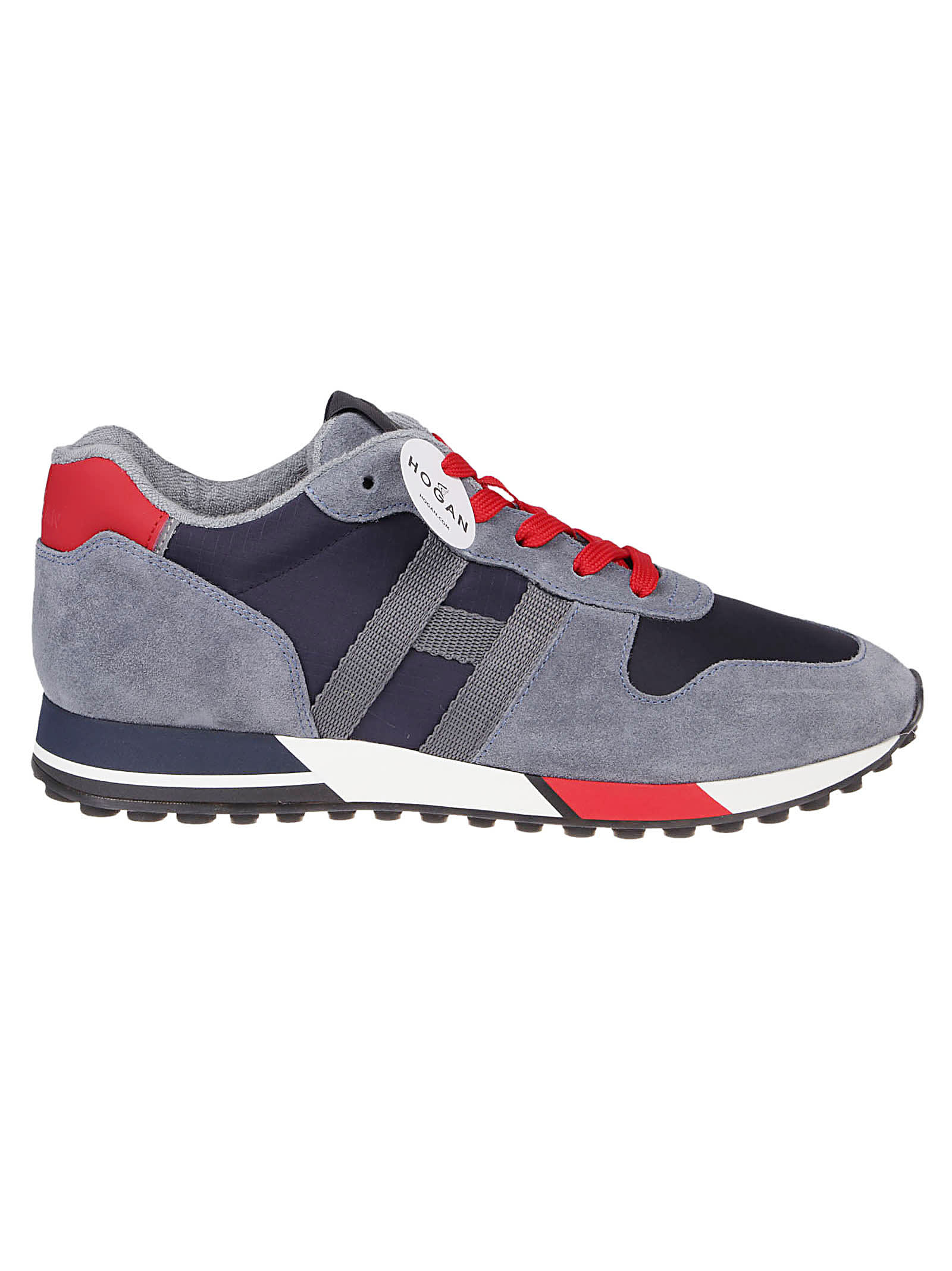HOGAN H383 RETRO RUNNING SNEAKER