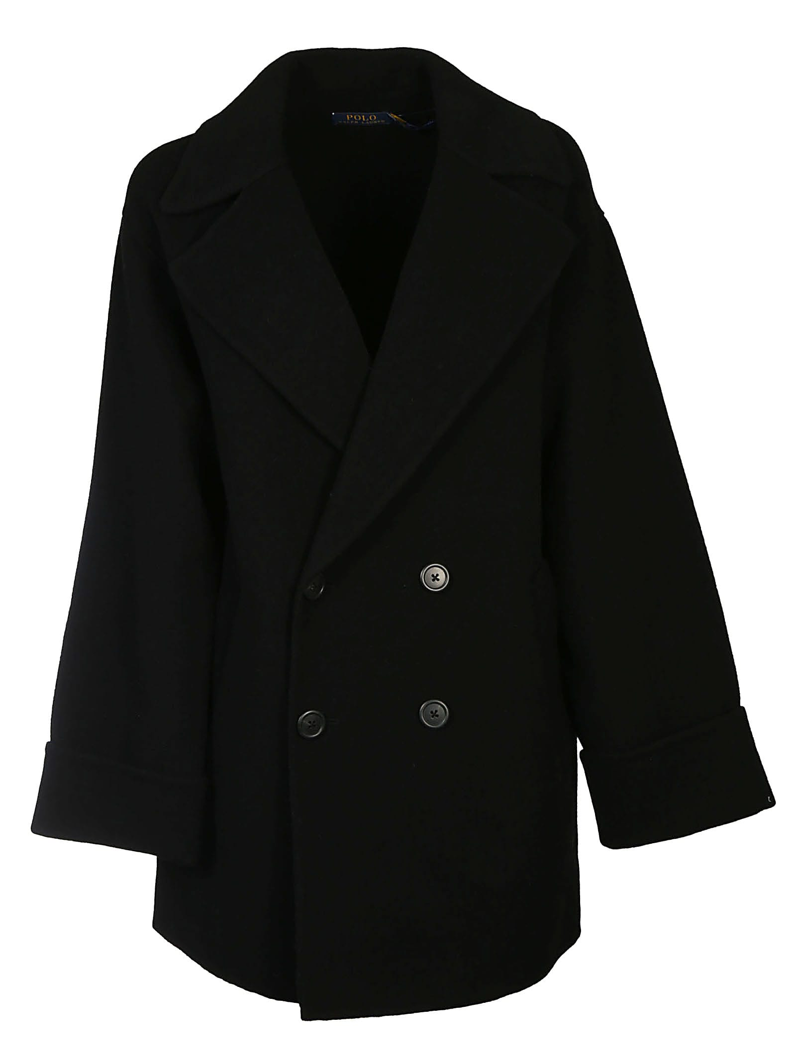 Ralph Lauren Double Breasted Coat