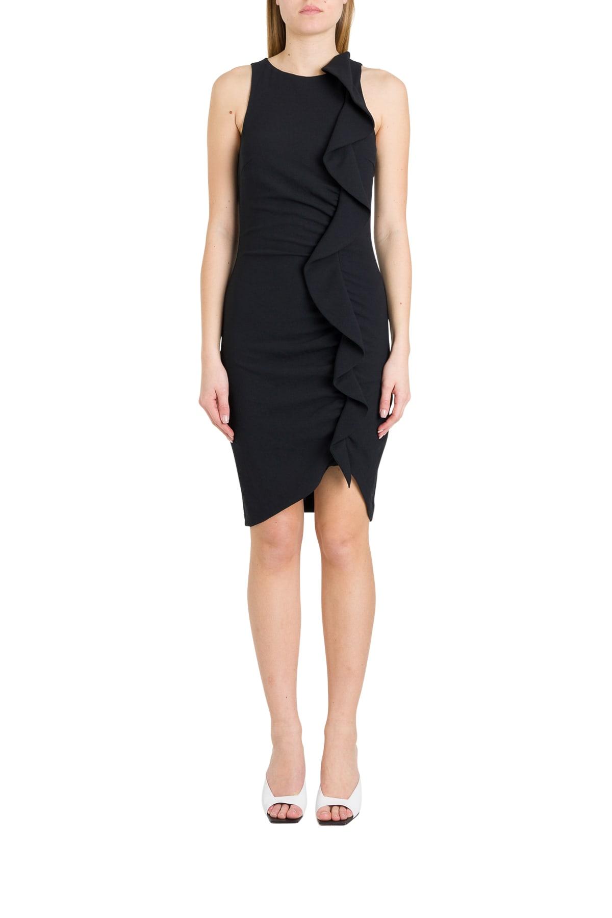 Buy Pinko Ruche Sheath Dress online, shop Pinko with free shipping