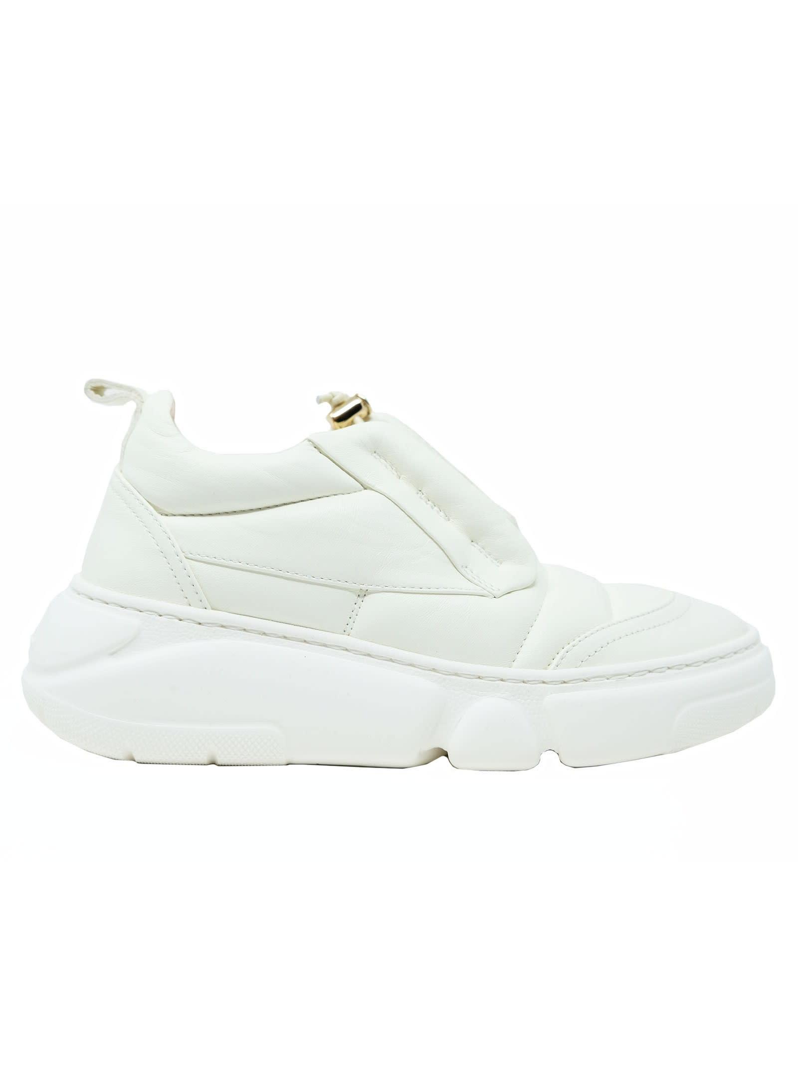 Agl Leather Venus Sneakers