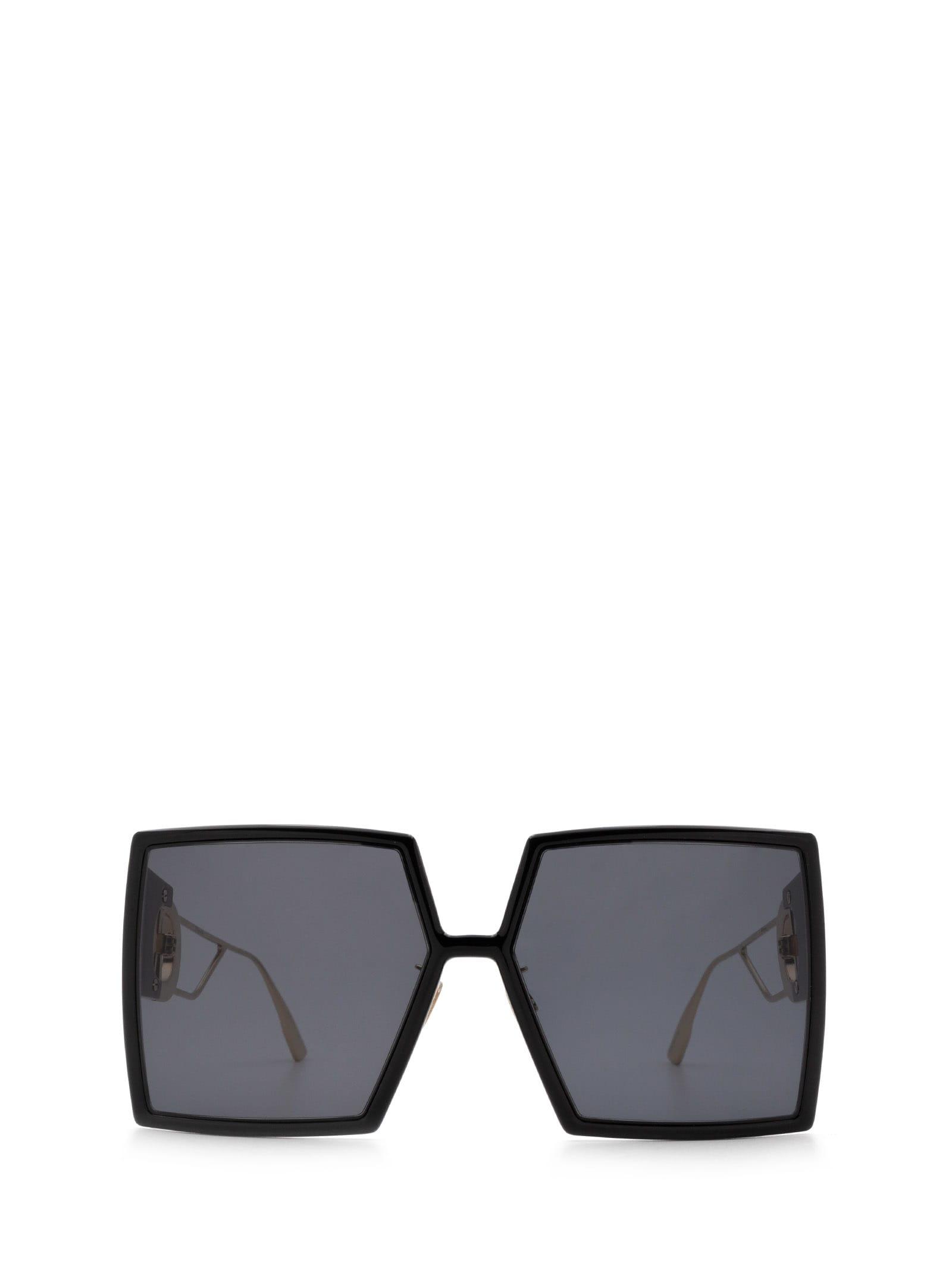 Dior 30MONTAIGNE BLACK SUNGLASSES