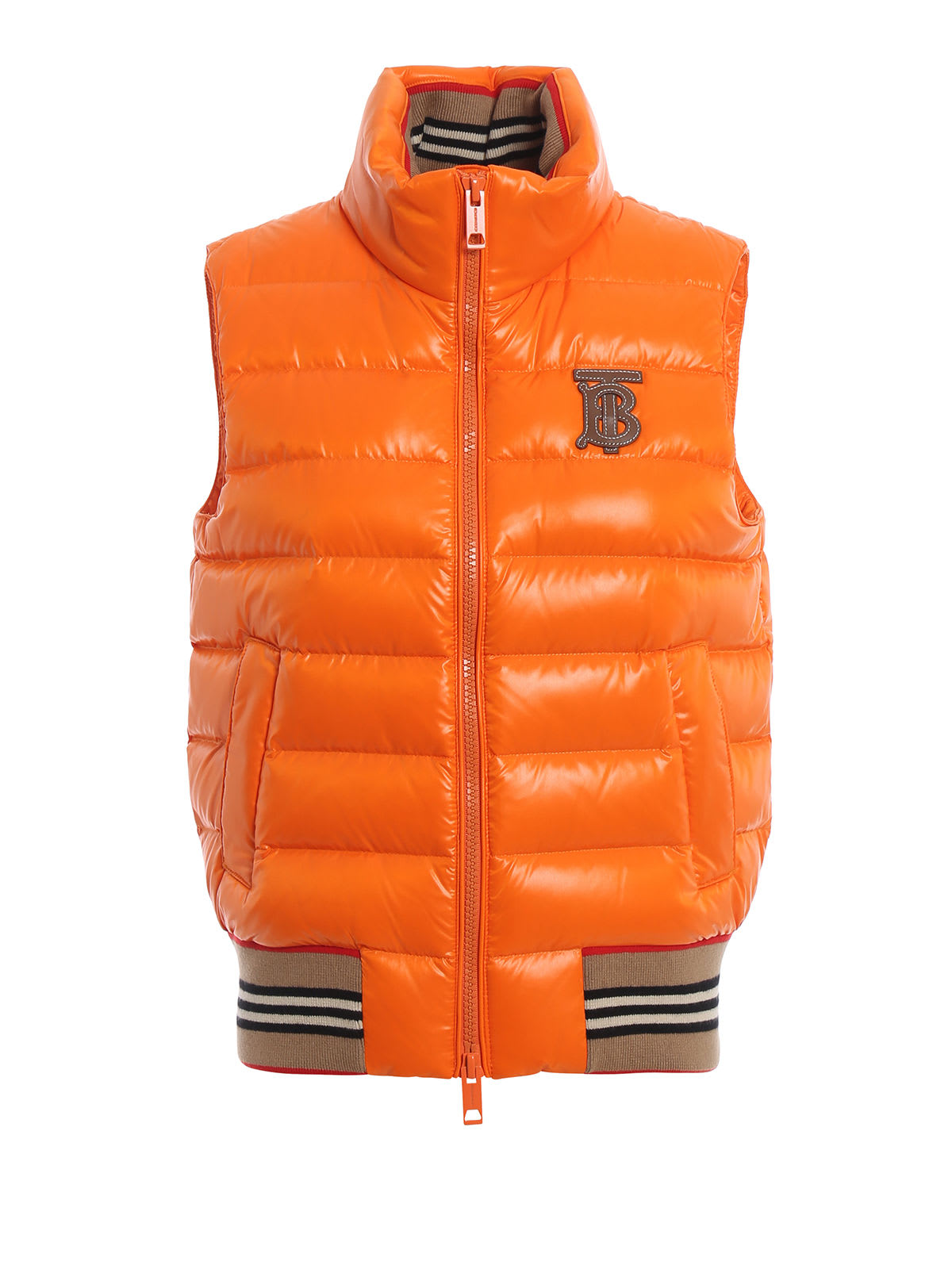 Photo of  Burberry Hessle Gilet- shop Burberry jackets online sales