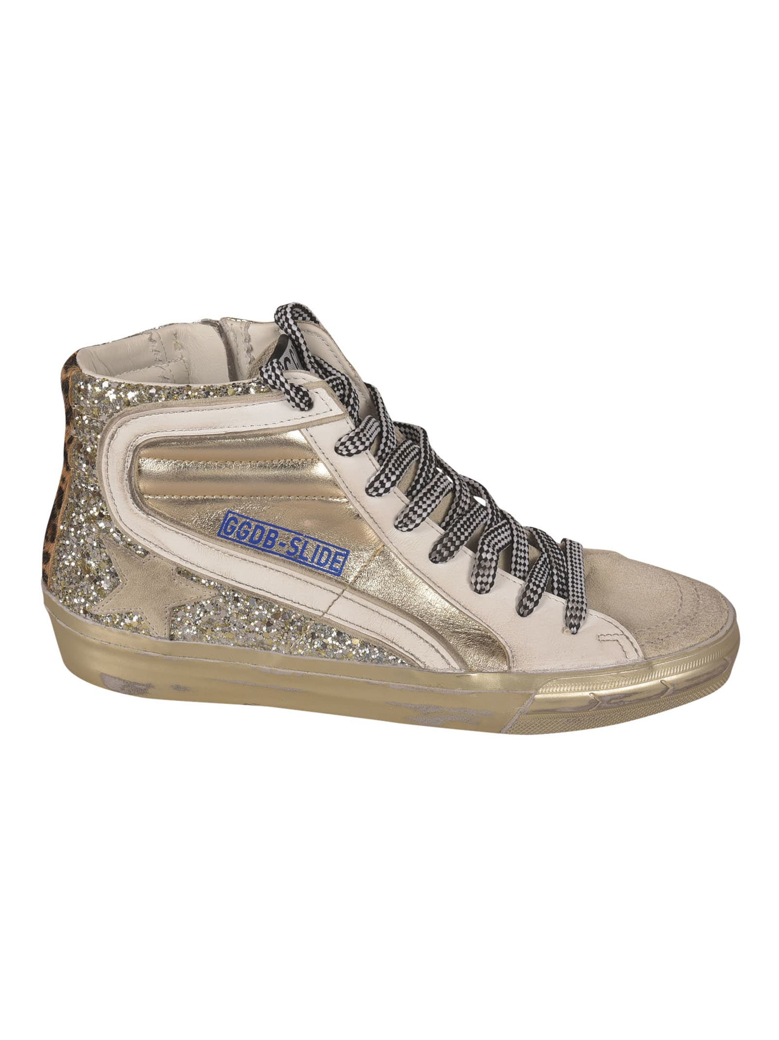 Golden Goose Side Double Quarter Sneakers