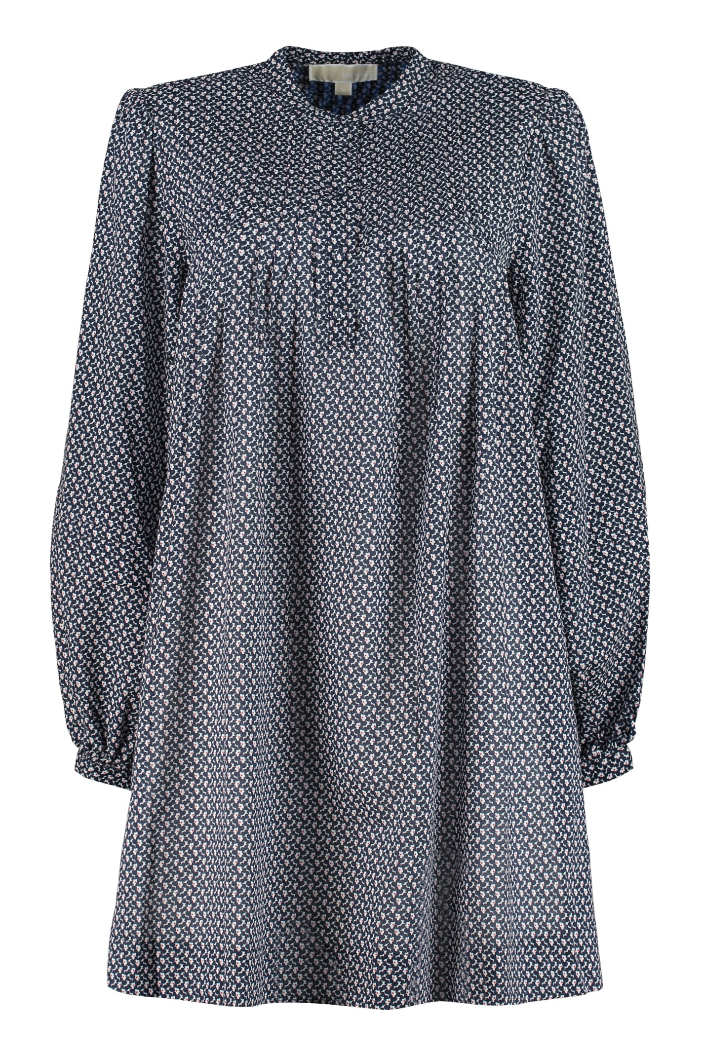 MICHAEL Michael Kors Printed Cotton Dress