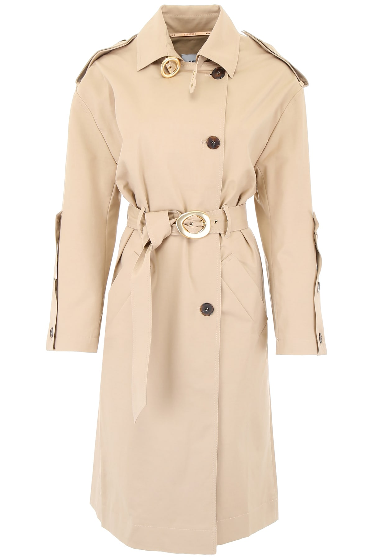 Nanushka Trench Coat