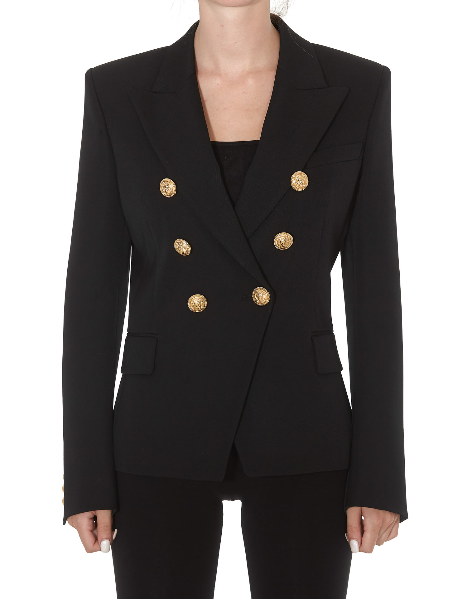 Balmain 6 Buttons Jacket
