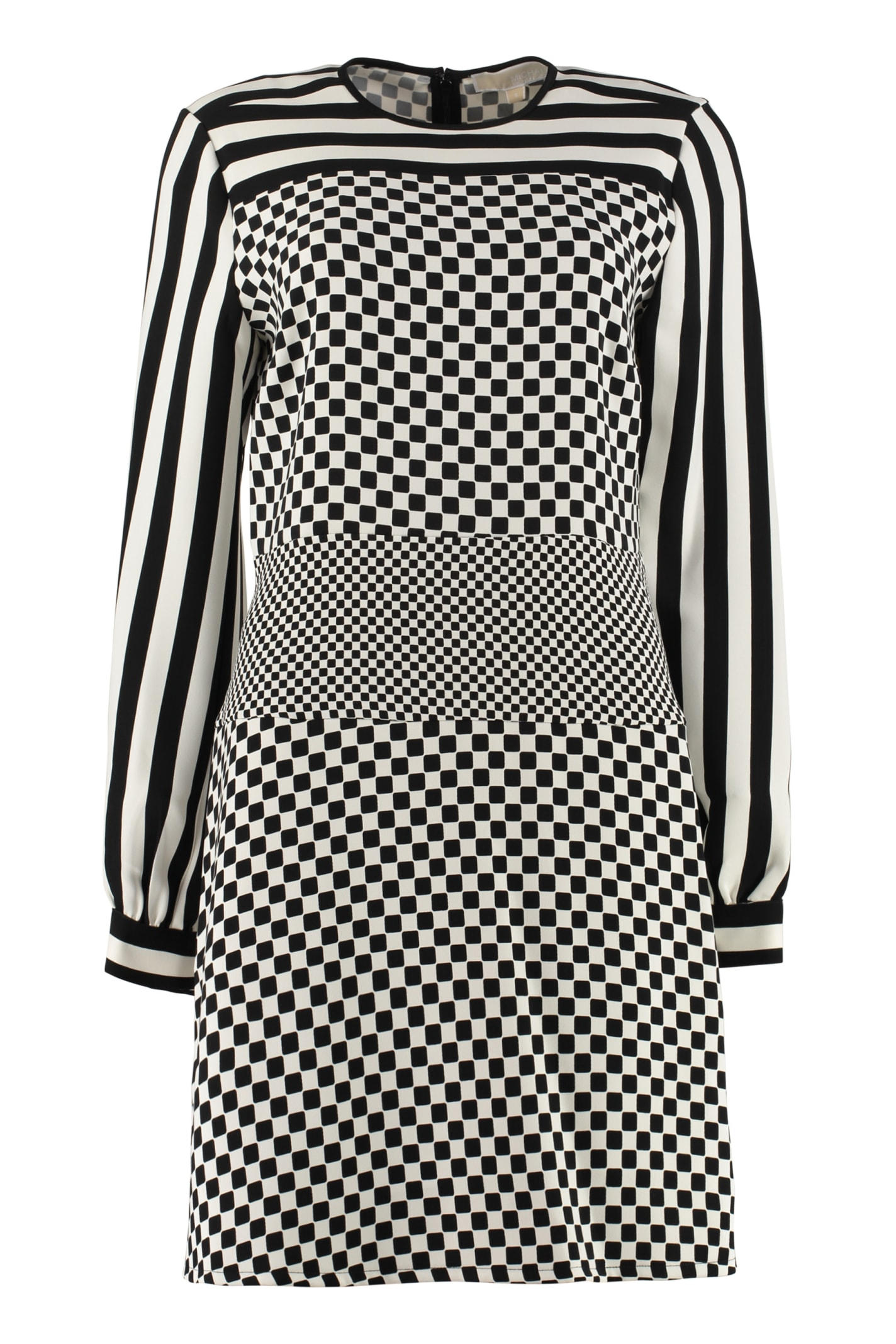 MICHAEL Michael Kors Geometric-motif Dress