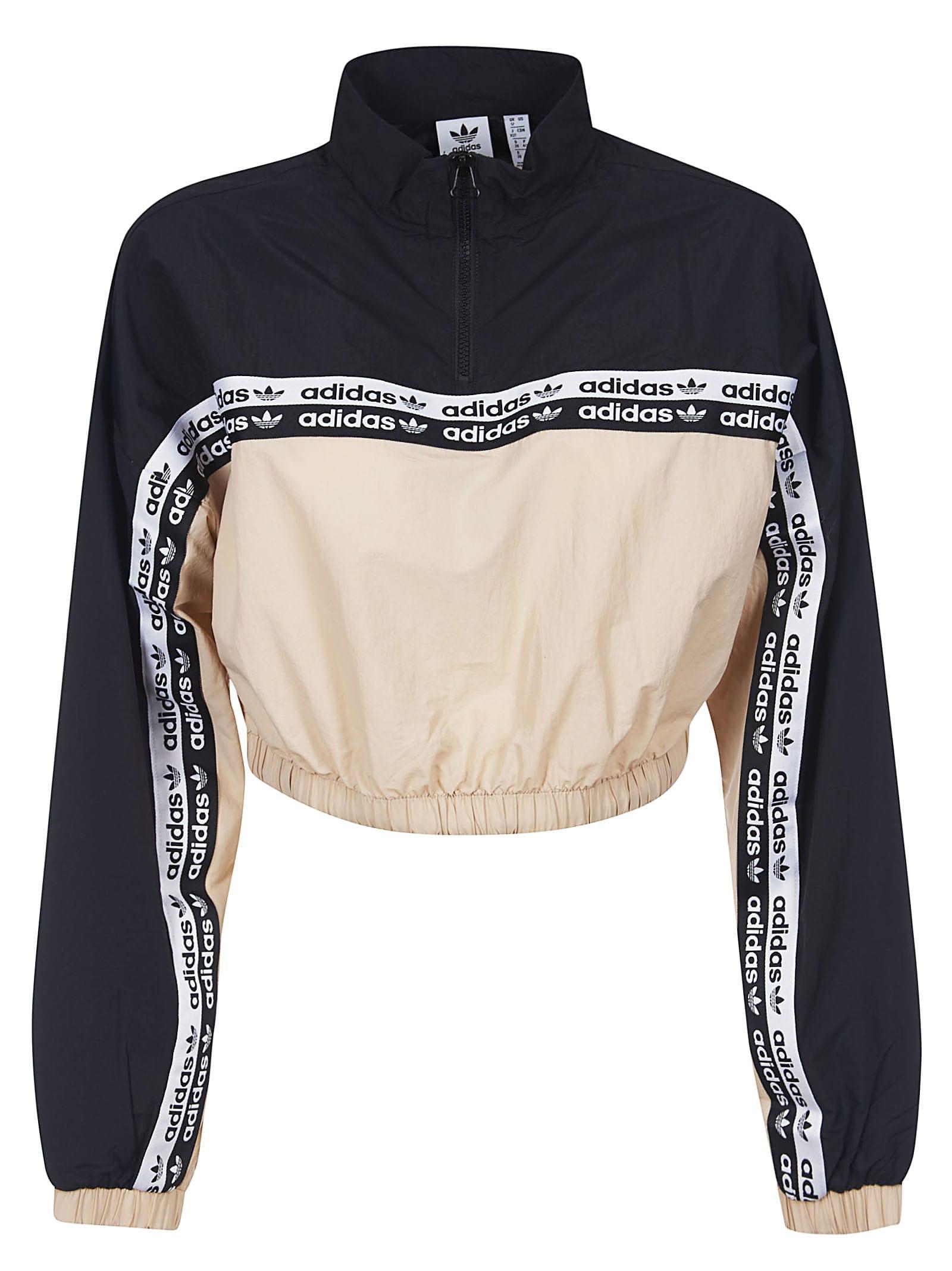 Adidas Cropped Jacket