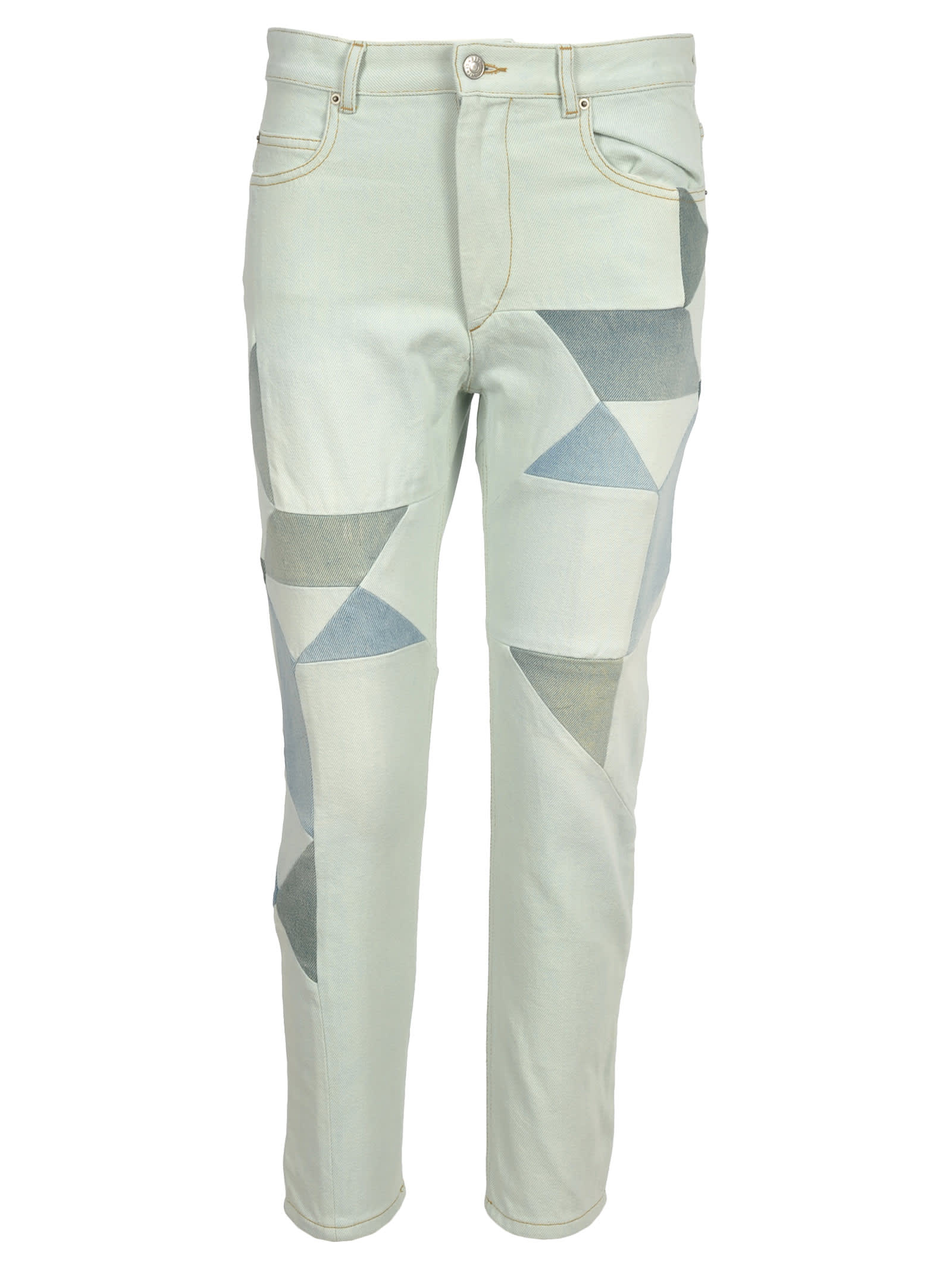 Best Price On The Market At Italist Isabel Marant étoile Im Etoile Isabel Marant étoile Lea Jeans