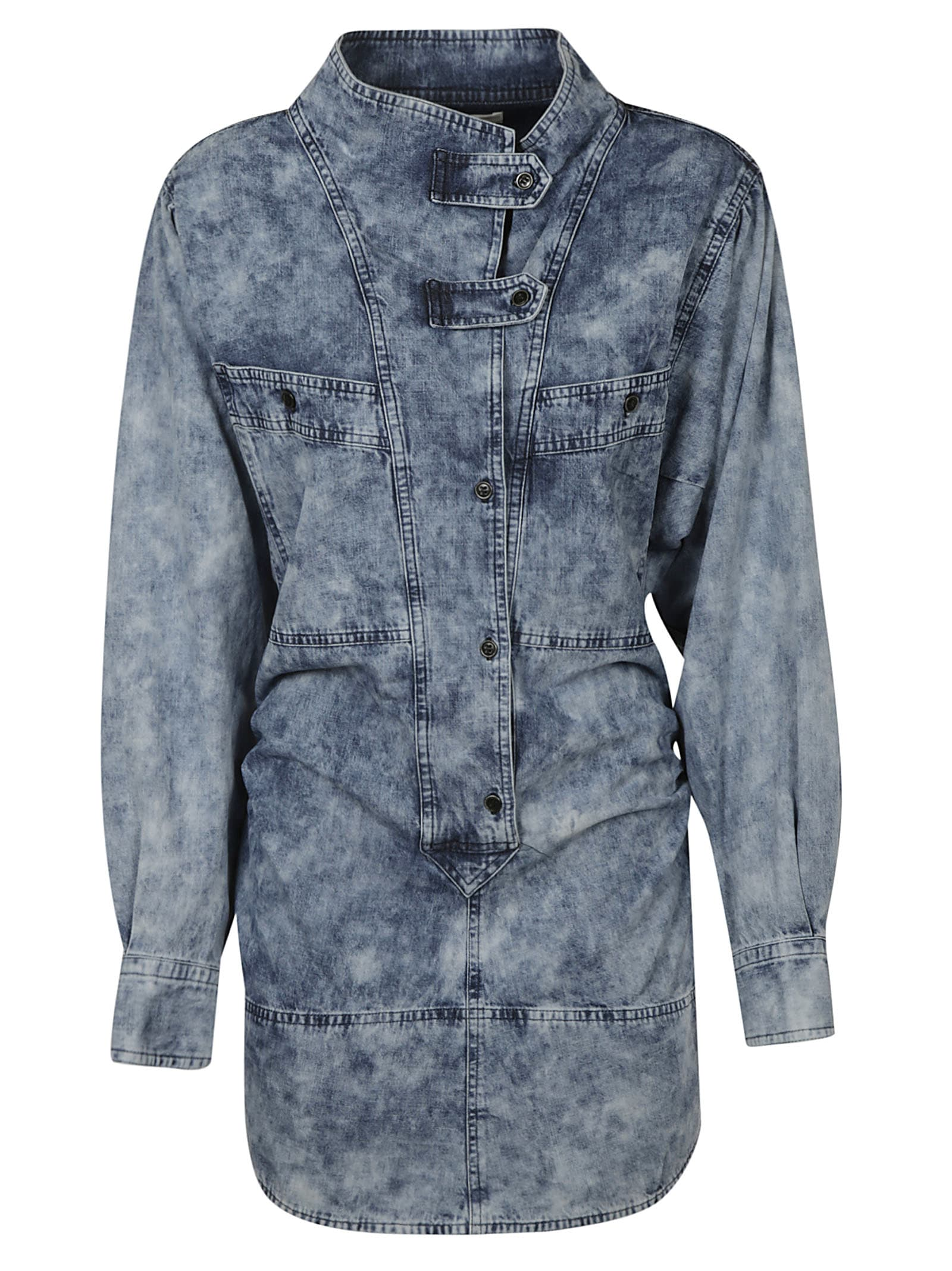 Buy Isabel Marant Denim Dress online, shop Isabel Marant with free shipping