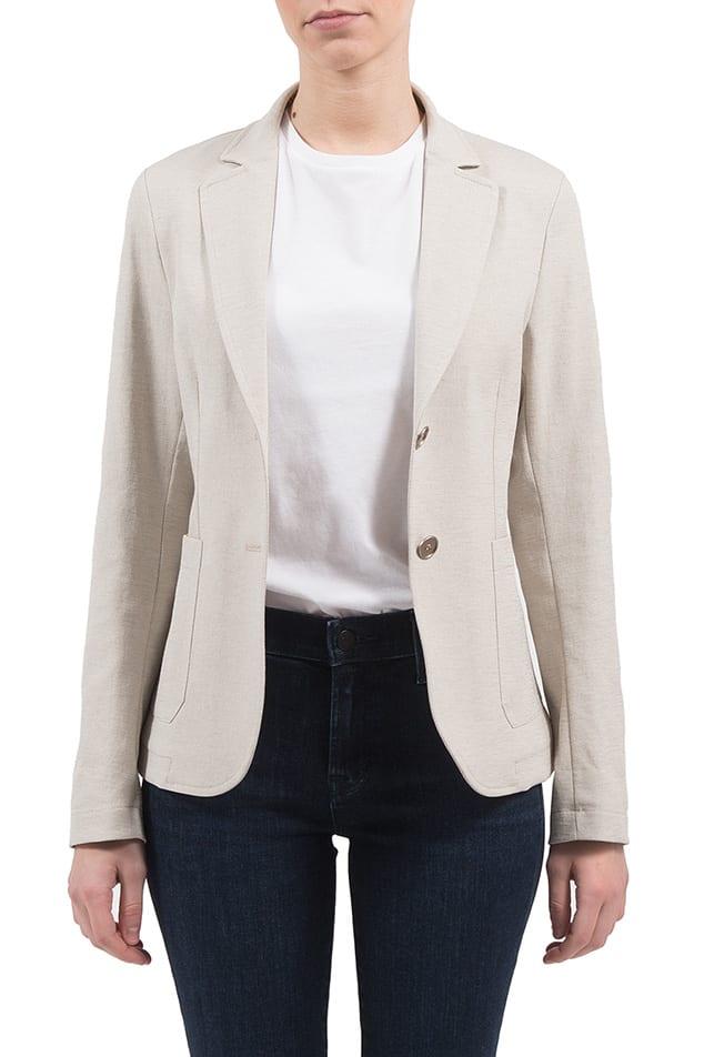 T-jacket - Jacket In Sand