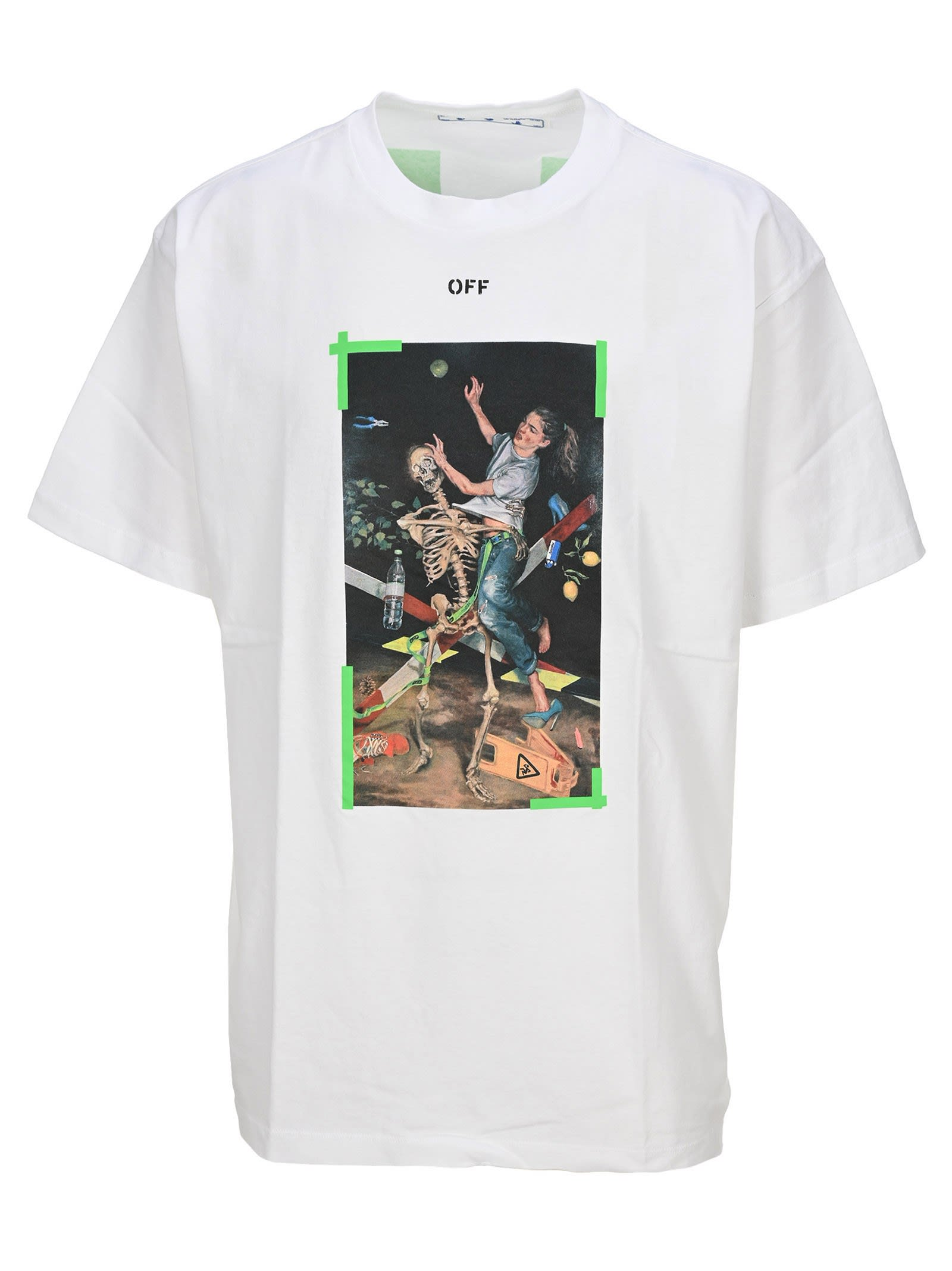 Off-White OFF WHITE PASCAL PAINTING T-SHIRT