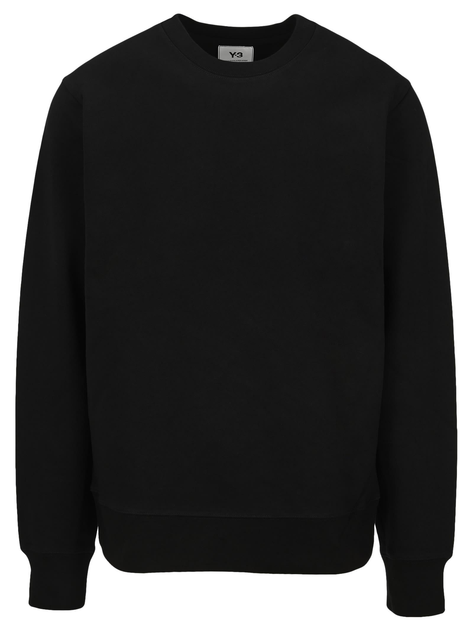 Adidas Y3 Logo Sweatshirt