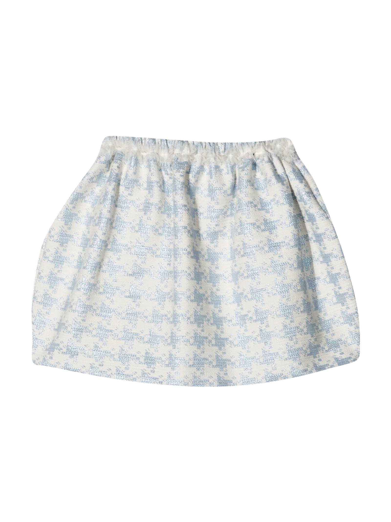 Miniskirt With Print