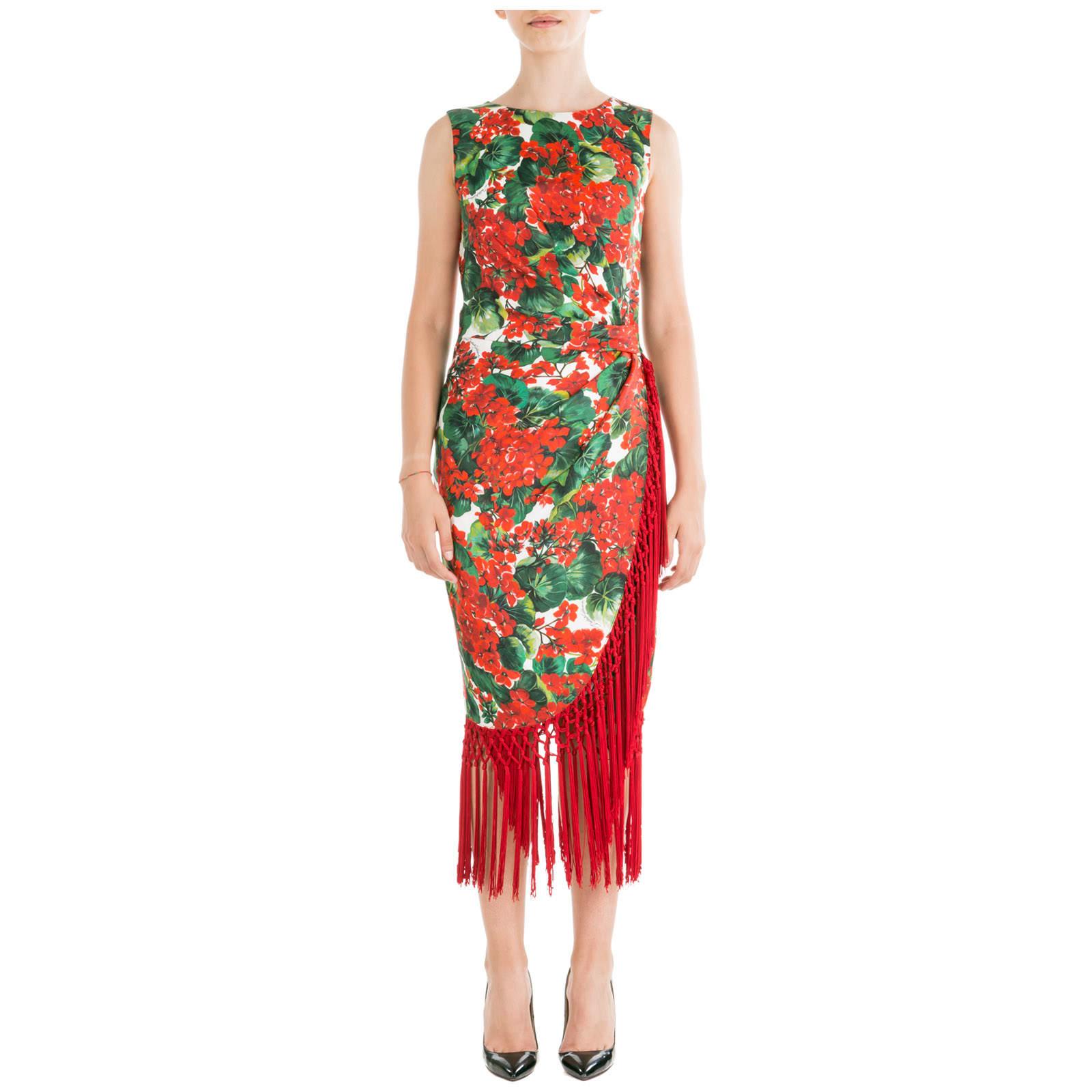 Dolce & Gabbana Knee Length Dress Sleeveless