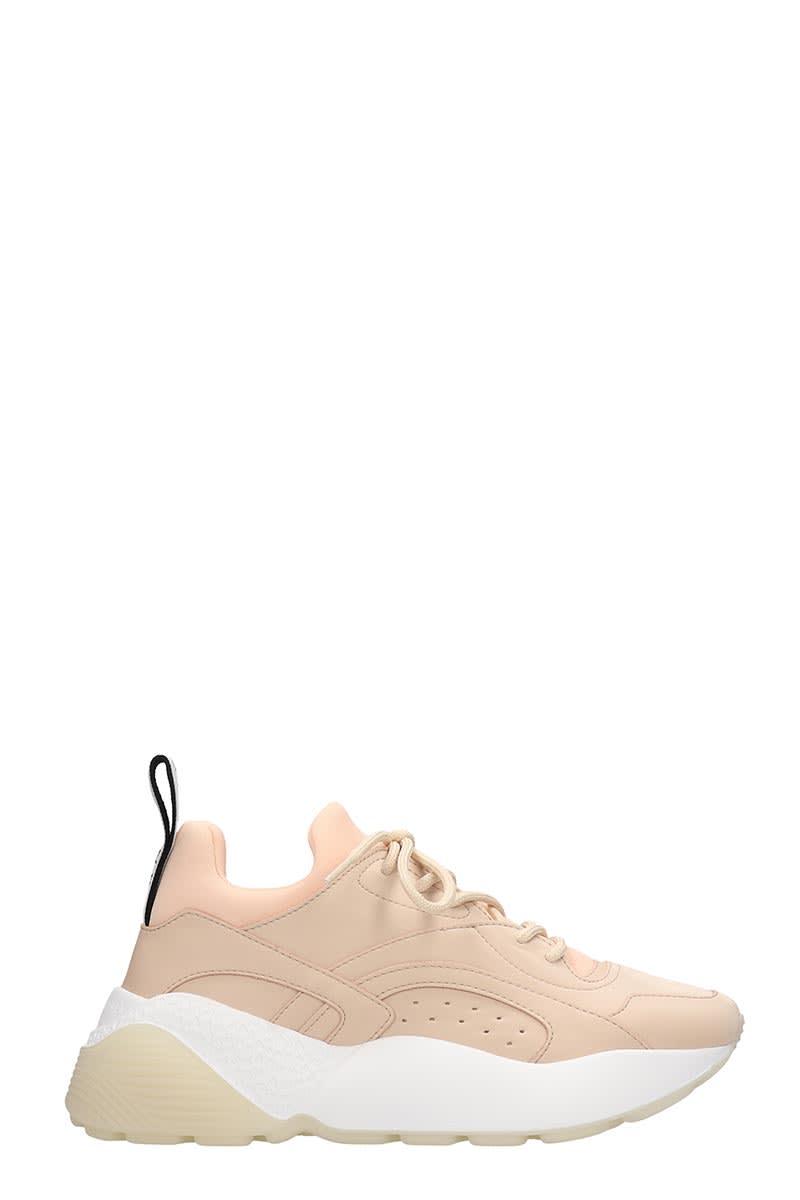 Stella McCartney Eclypse Sneakers In Powder Tech/synthetic