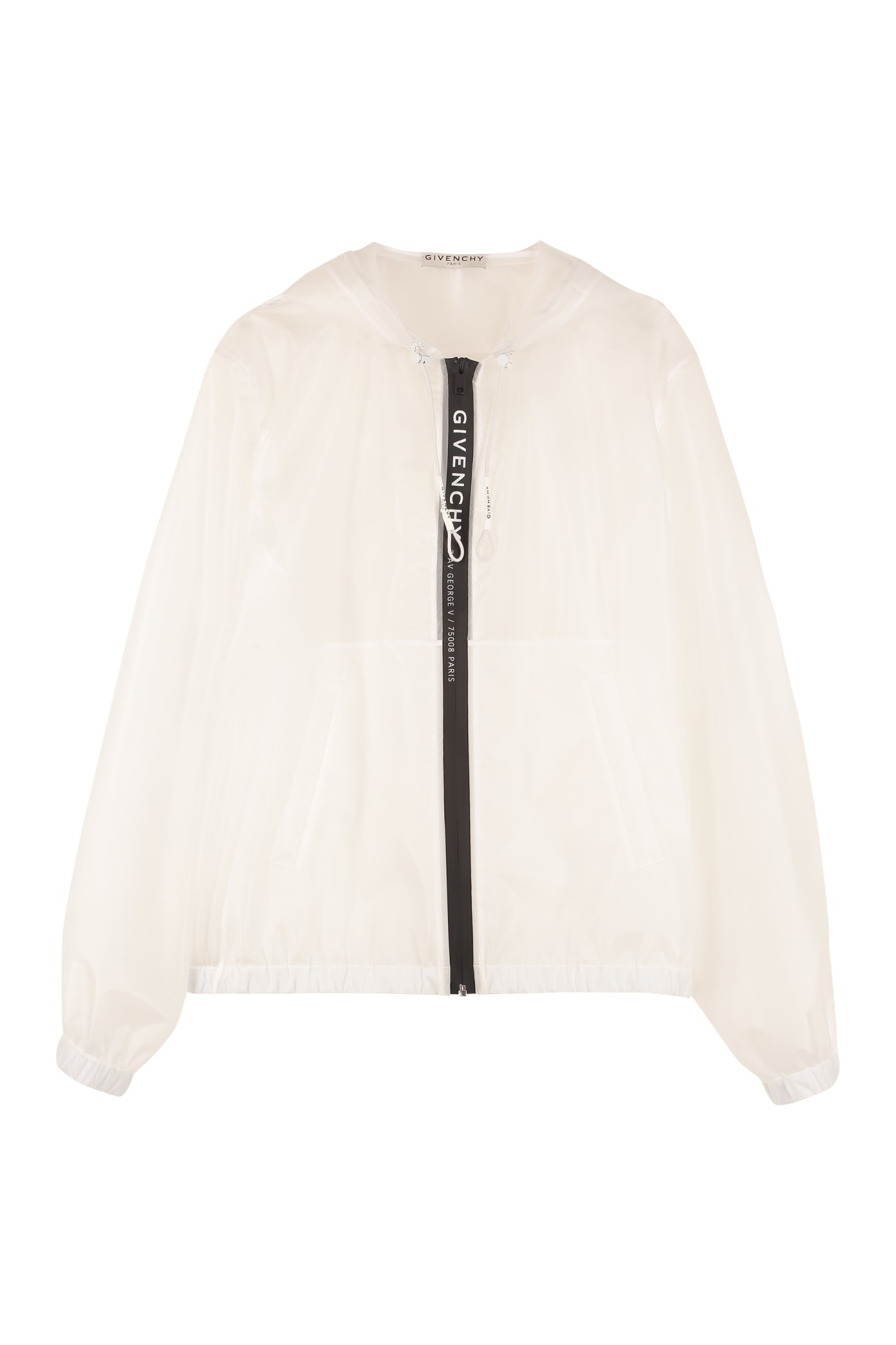 Givenchy Techno Fabric Jacket