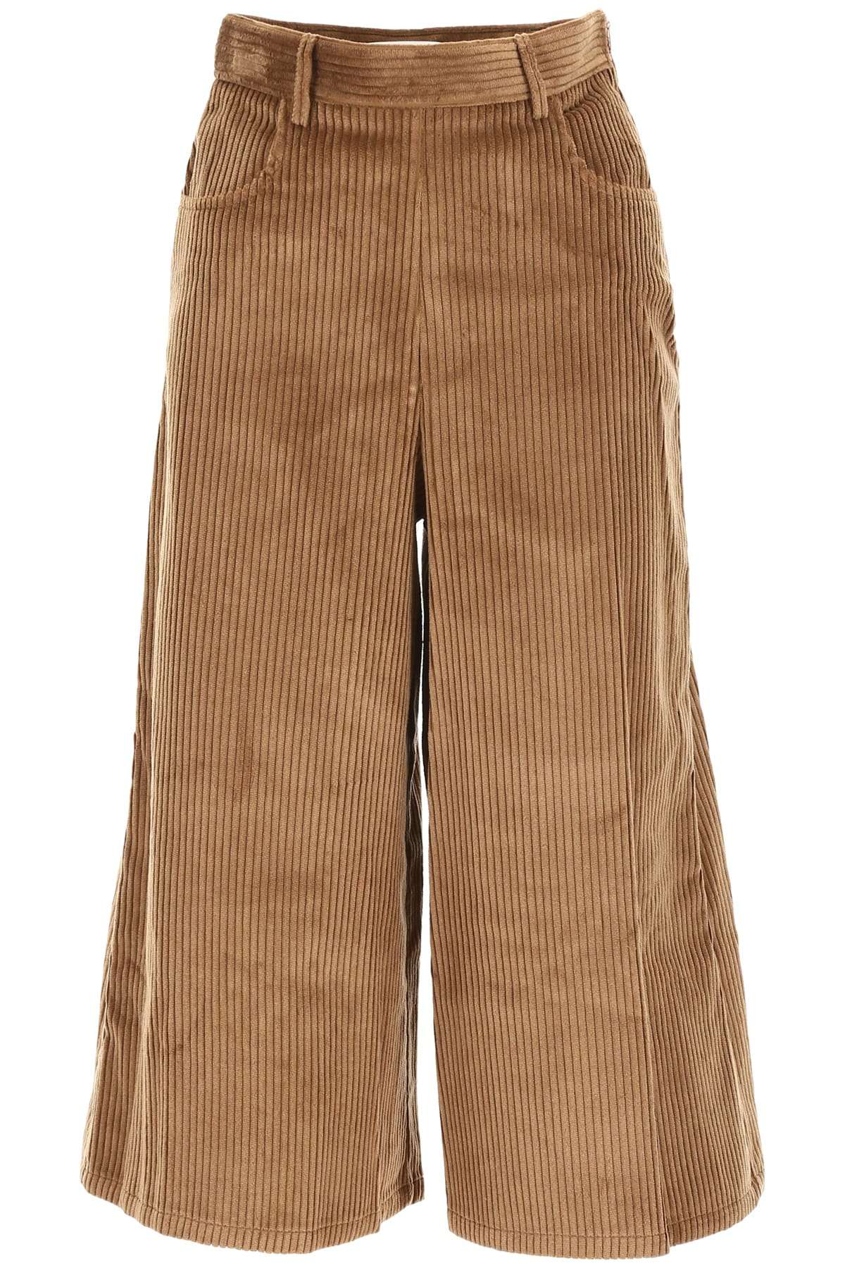 8d20257034 See by Chloé Corduroy Culottes