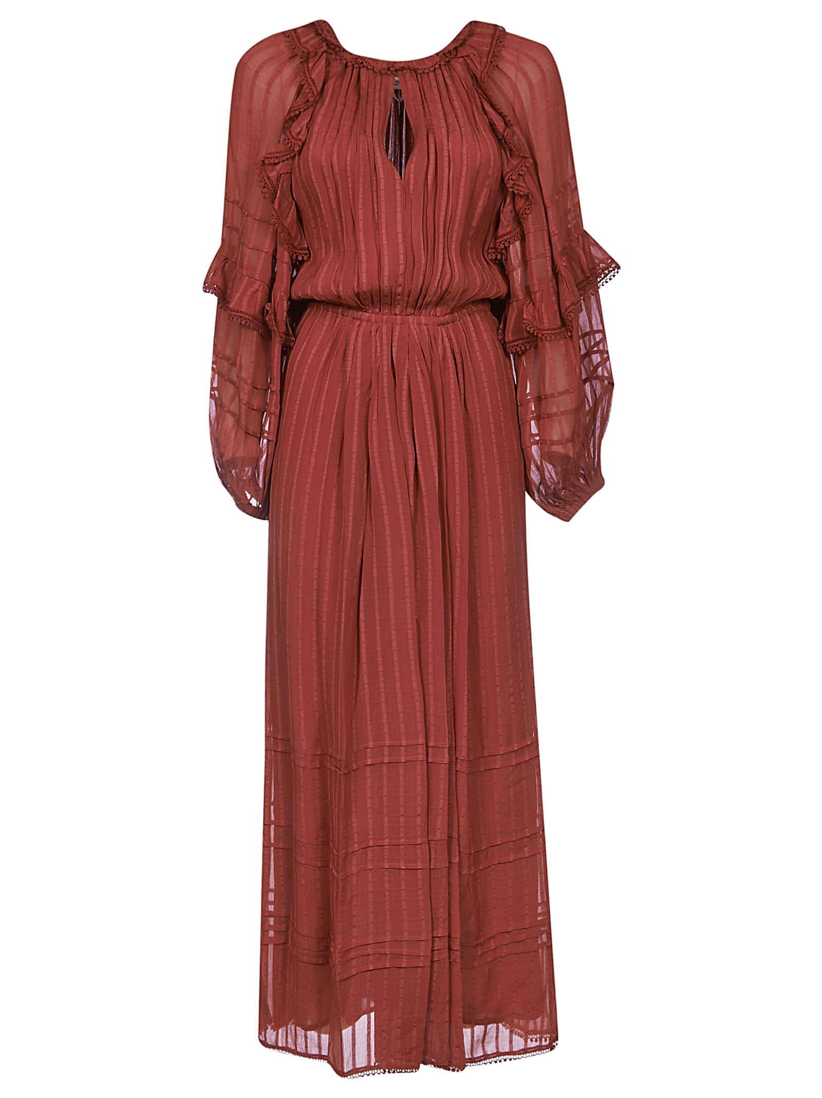 Buy Isabel Marant Justine Dress online, shop Isabel Marant with free shipping
