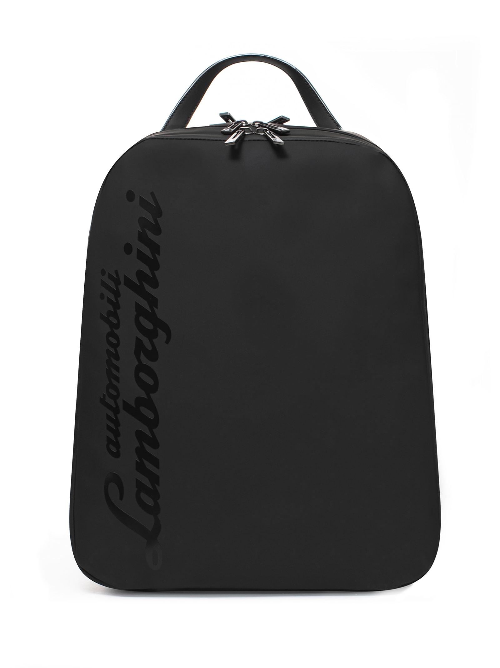 Glossy Logo Backpack