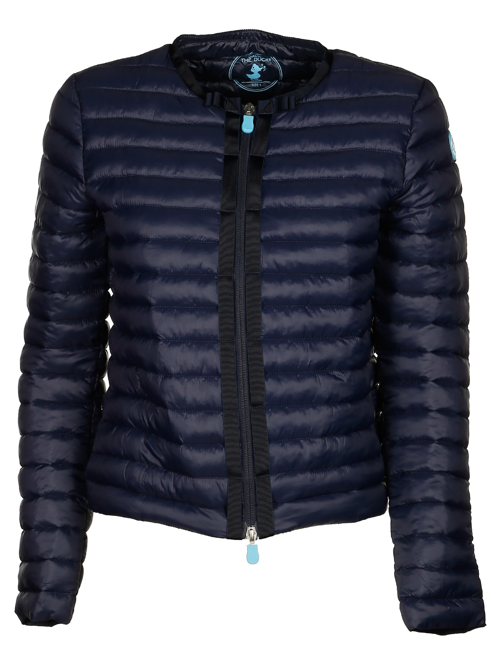 Save the Duck Round Neck Down Jacket
