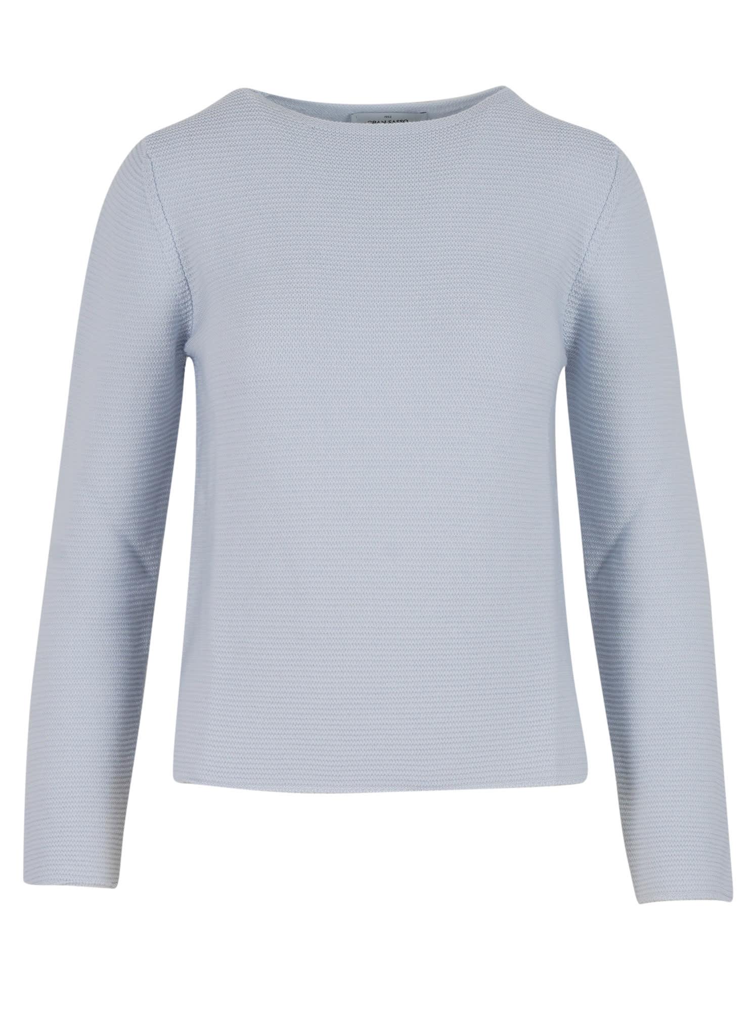 Girocollo Spacchi Top-wear