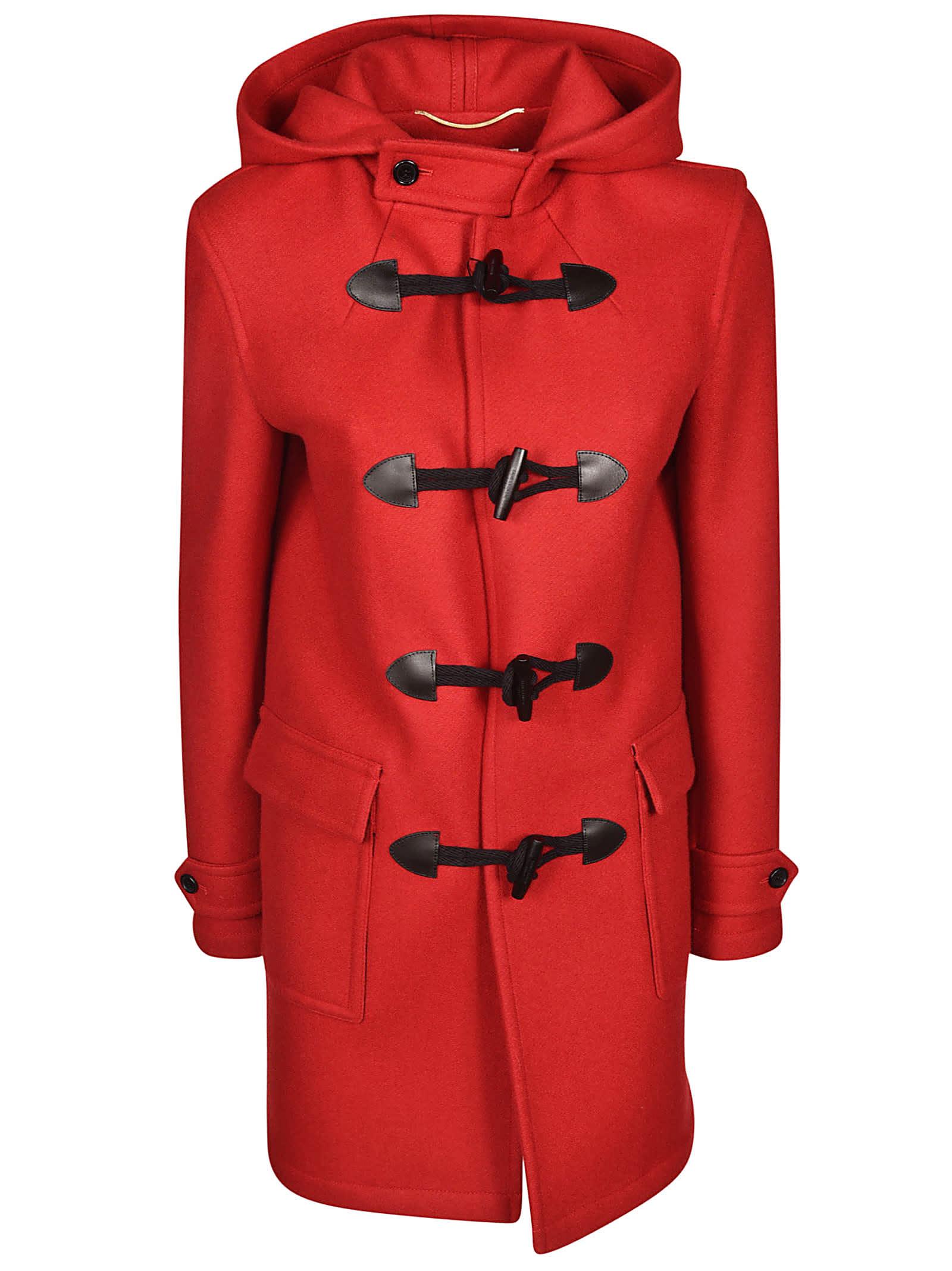 Saint Laurent Nouveau Duffle Coat