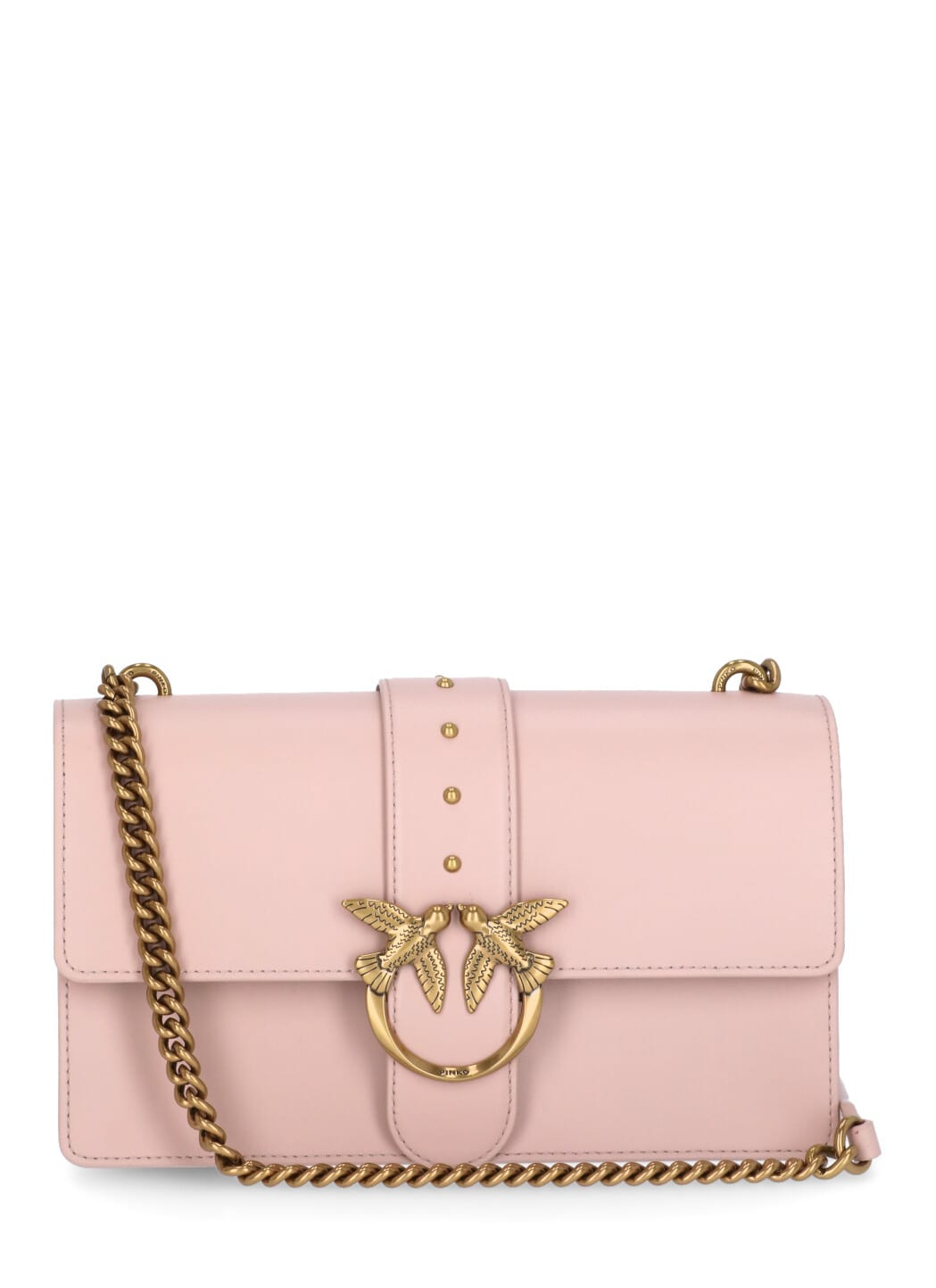 Pinko Leathers LOVE ICON SIMPLY BAG