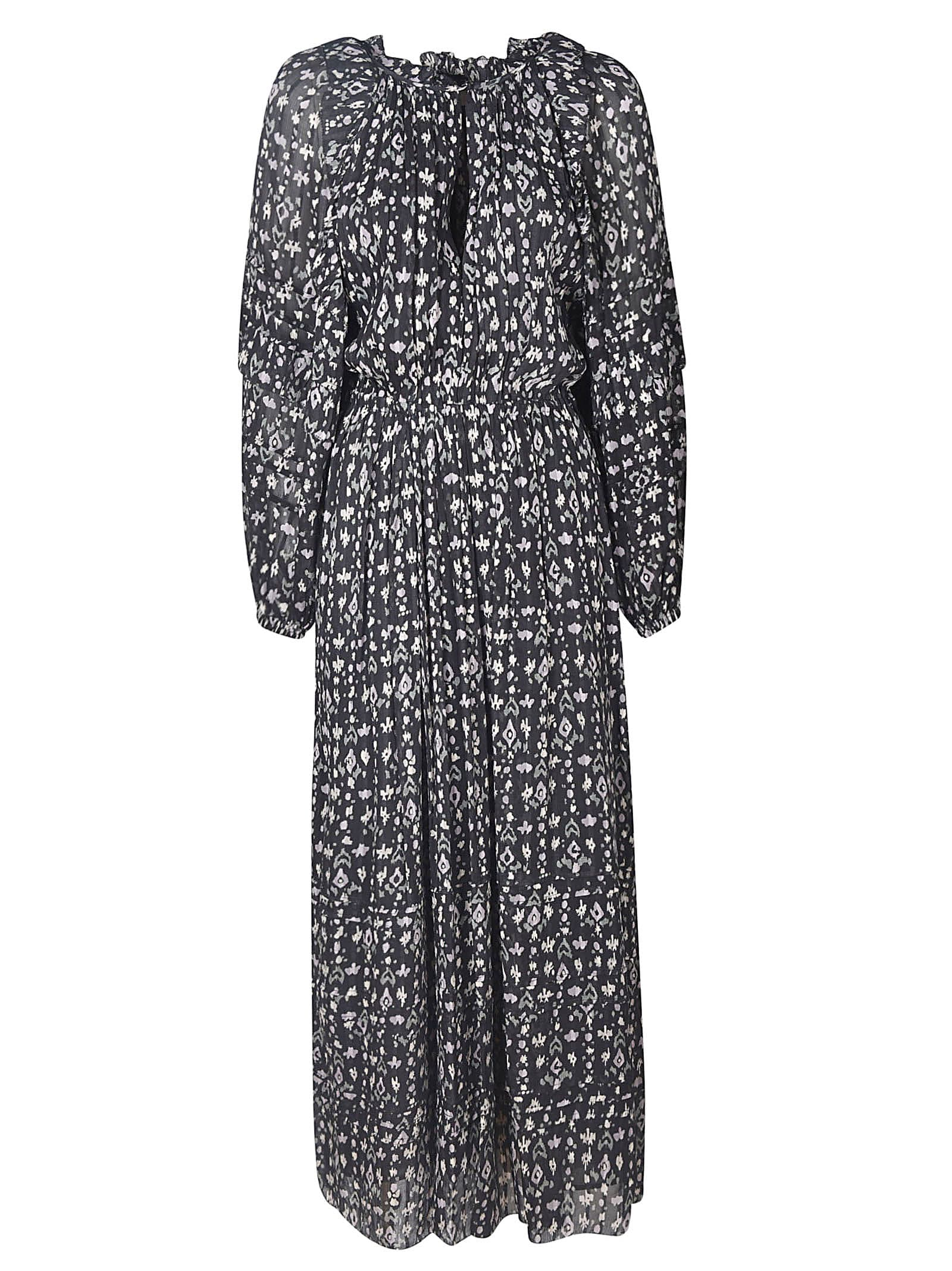 Buy Isabel Marant Étoile Estine Dress online, shop Isabel Marant Étoile with free shipping