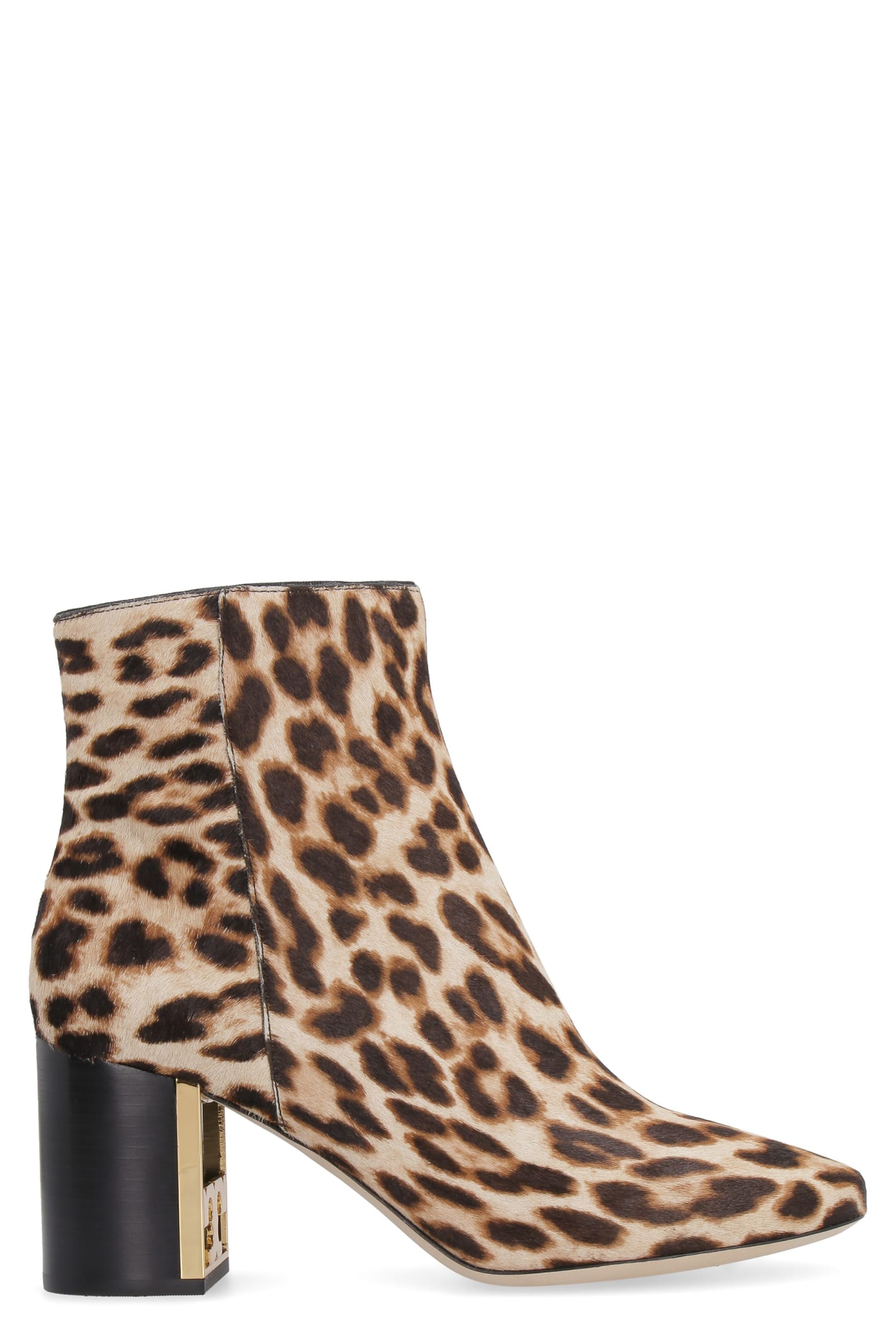 Tory Burch Gigi 70 Mm Leather Ankle Boots