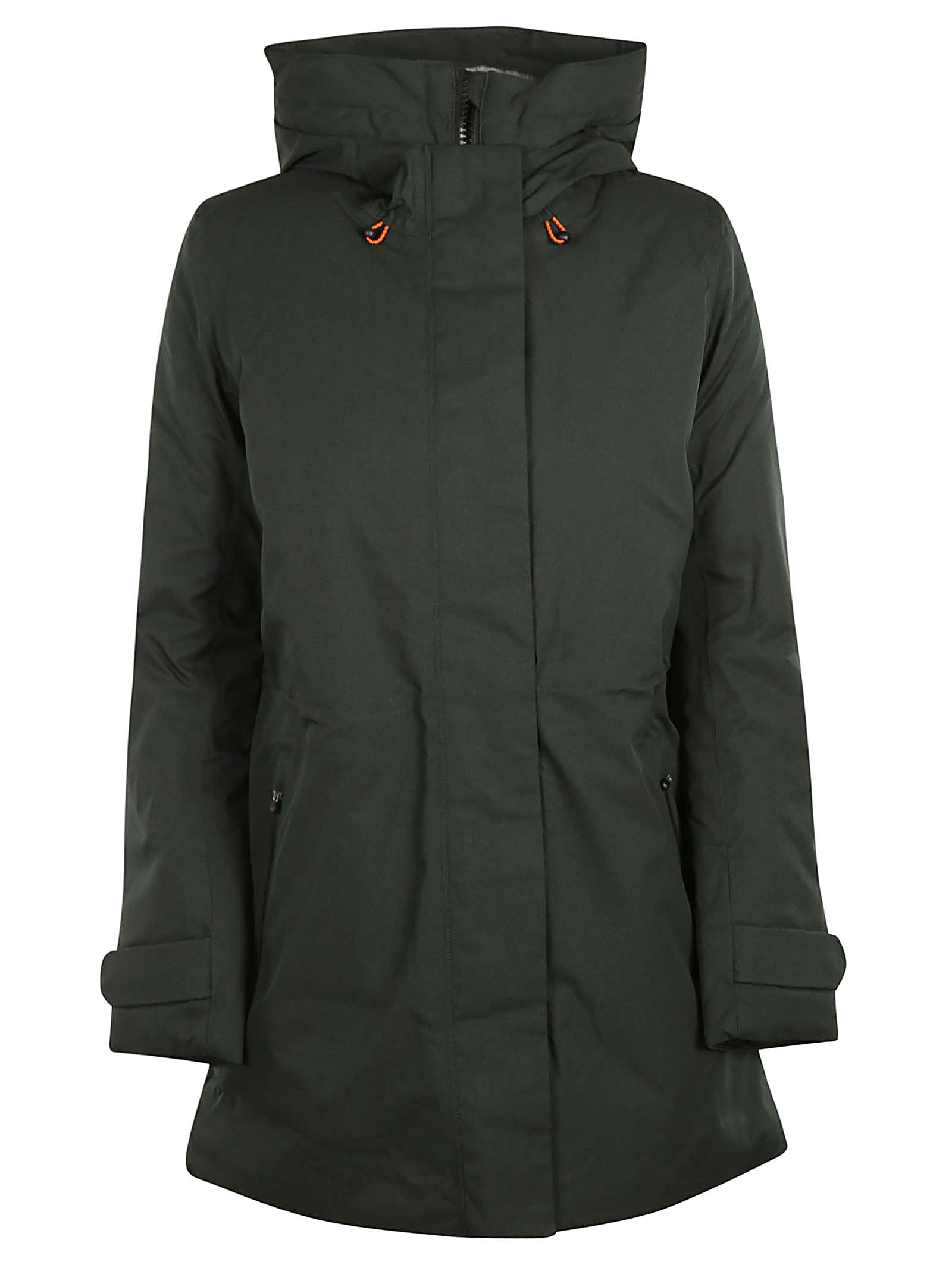 Save the Duck Concealed Fastening Parka