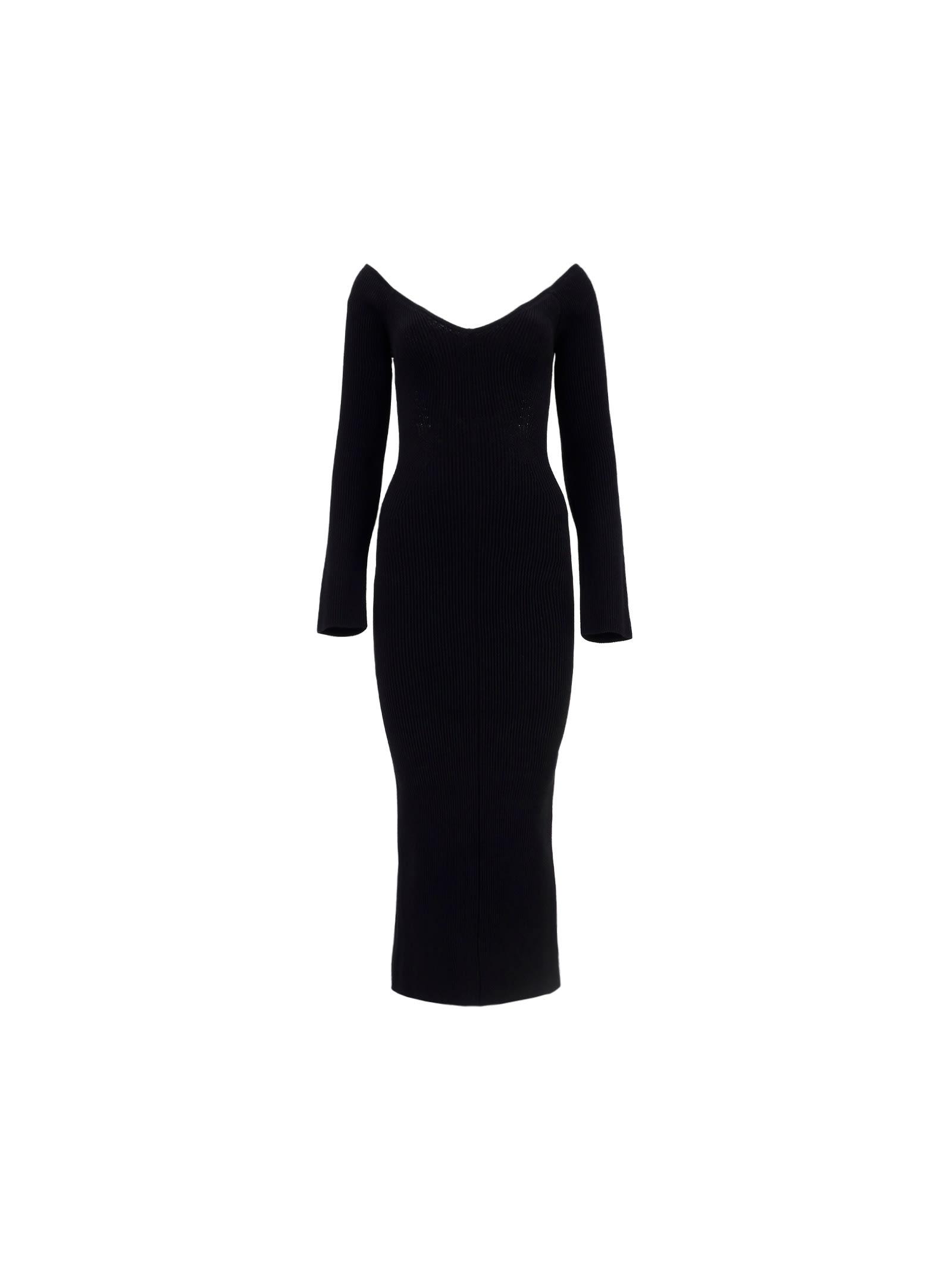 Buy Khaite Pia Dress online, shop Khaite with free shipping