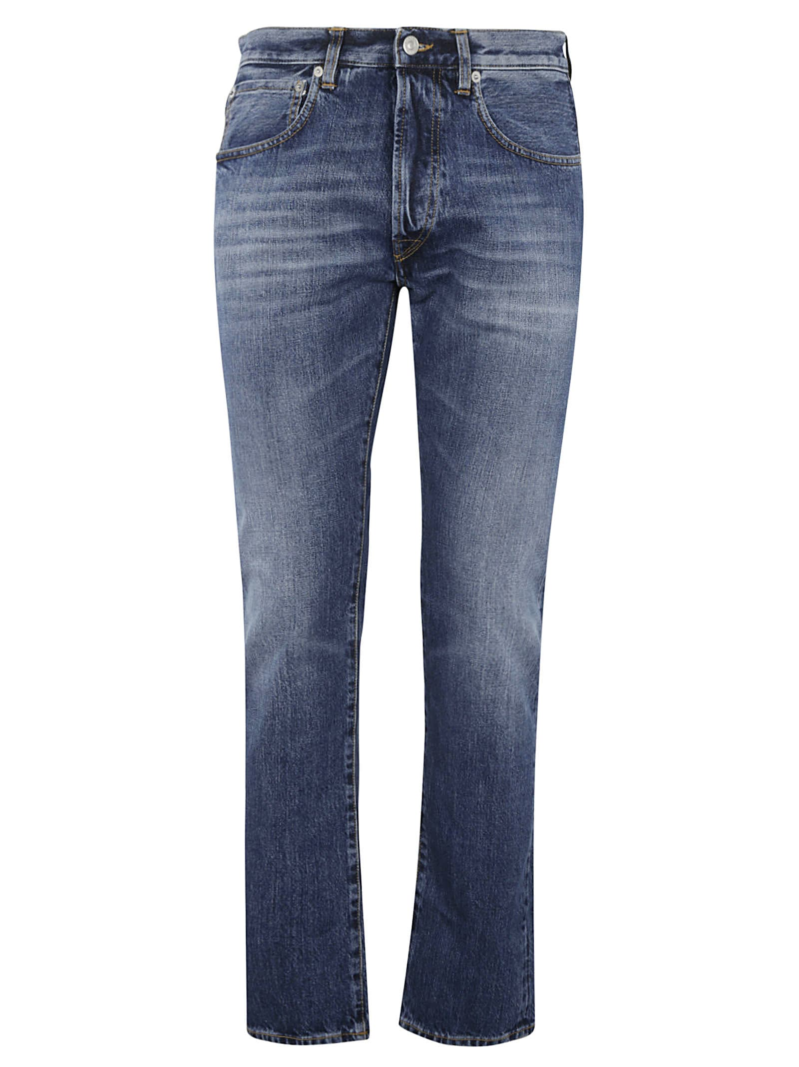 Classic Fitted Jeans