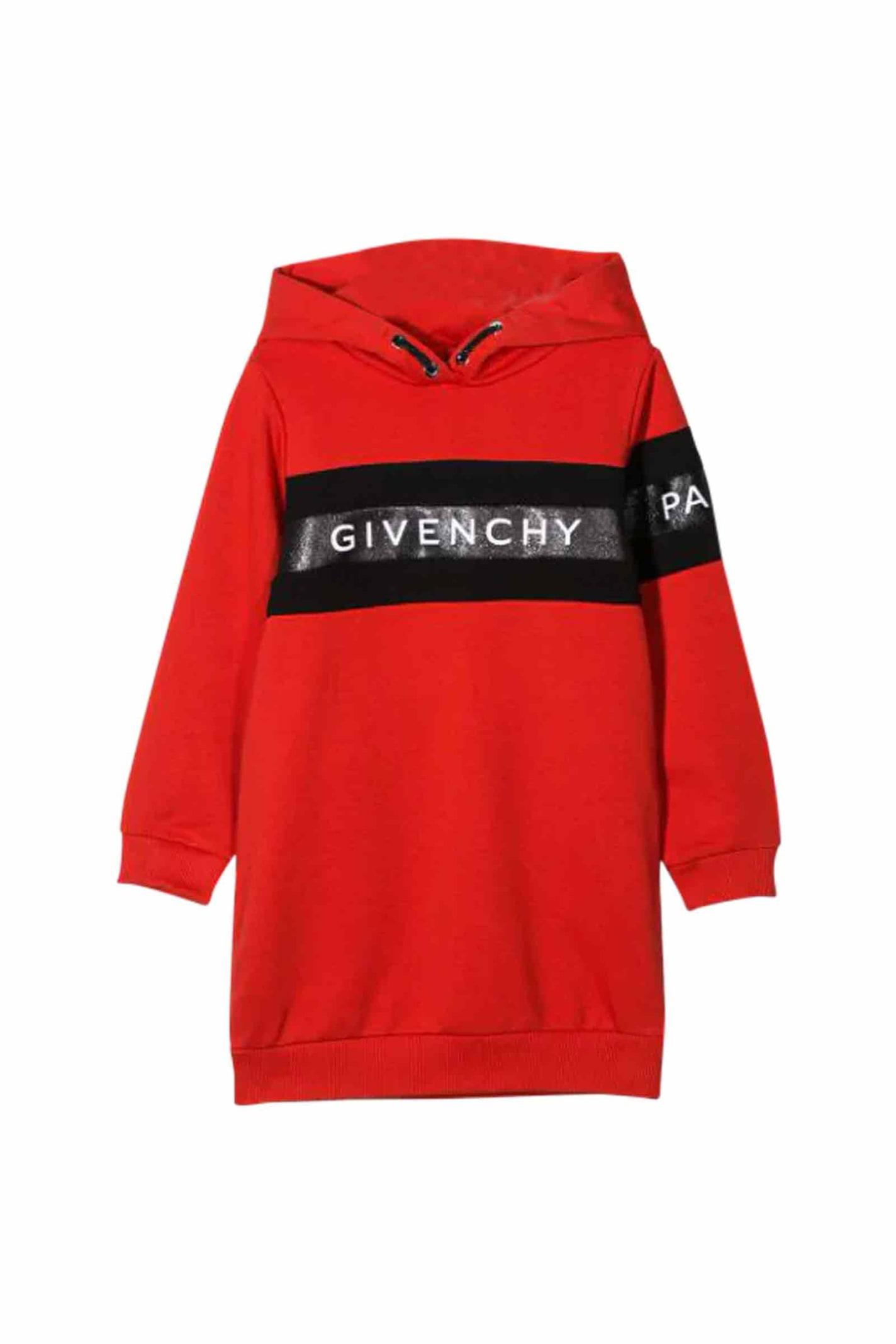 Givenchy Sweatshirts Dress Style With Logo