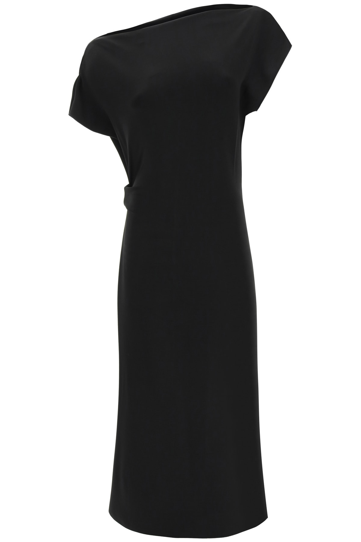 Sportmax STRETCH VISCOSE JERSEY DRESS